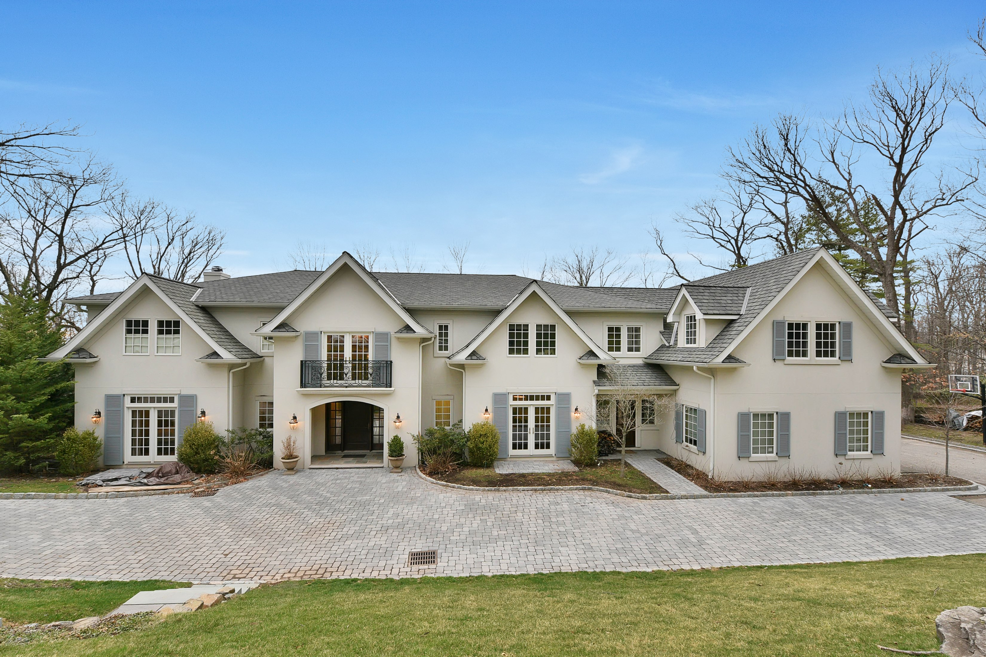 sales property at Custom Colonial on Tenafly's East Hill