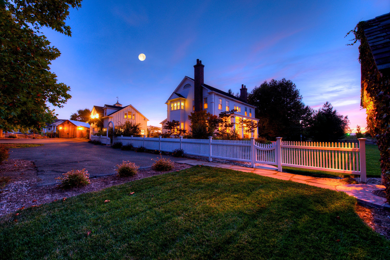 Single Family Home for Sale at Exquisite Modern Farmhouse Estate 343 Haverfield Lane Petaluma, California 94952 United States