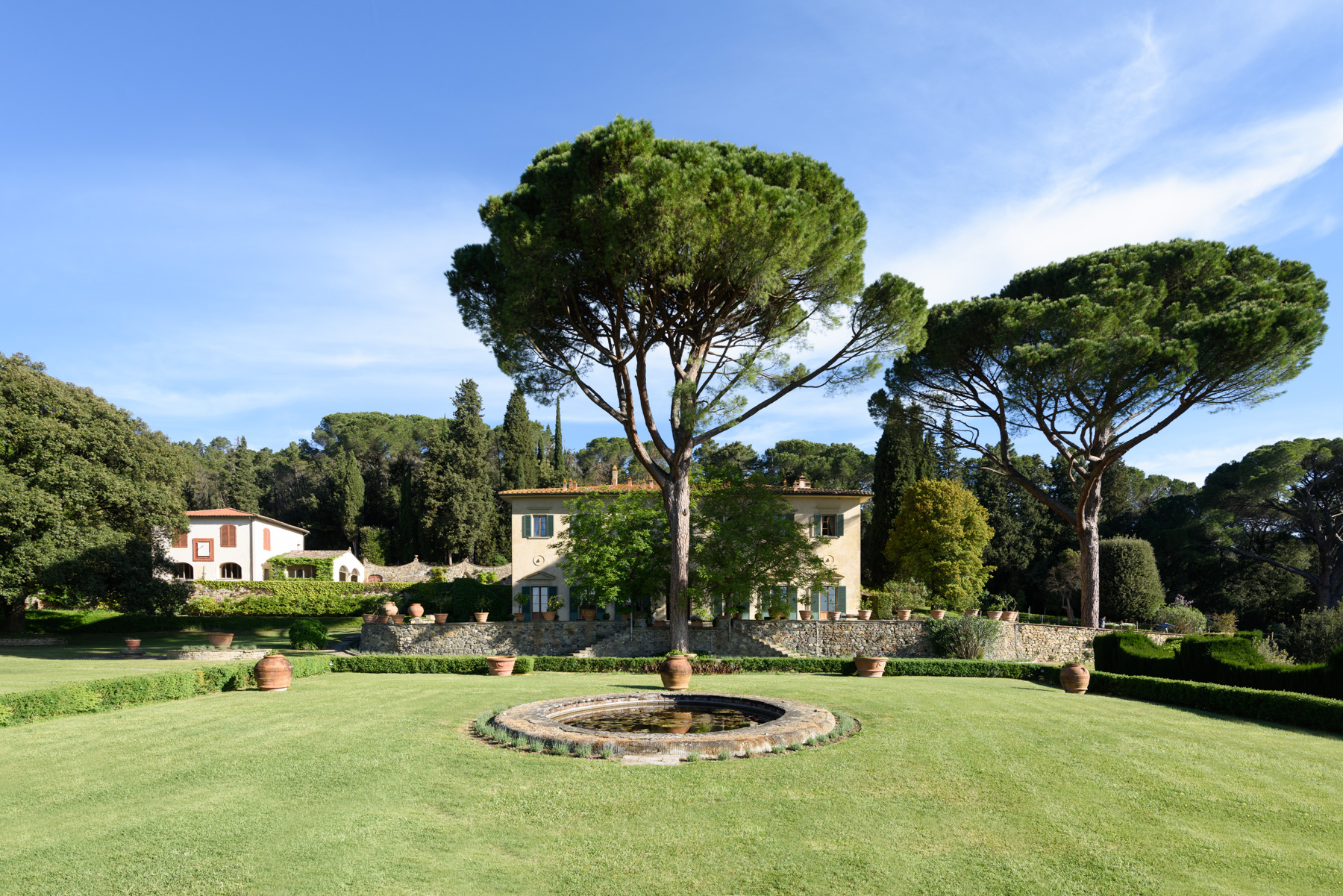 sales property at Beautiful villa with swimming pool close to Florence
