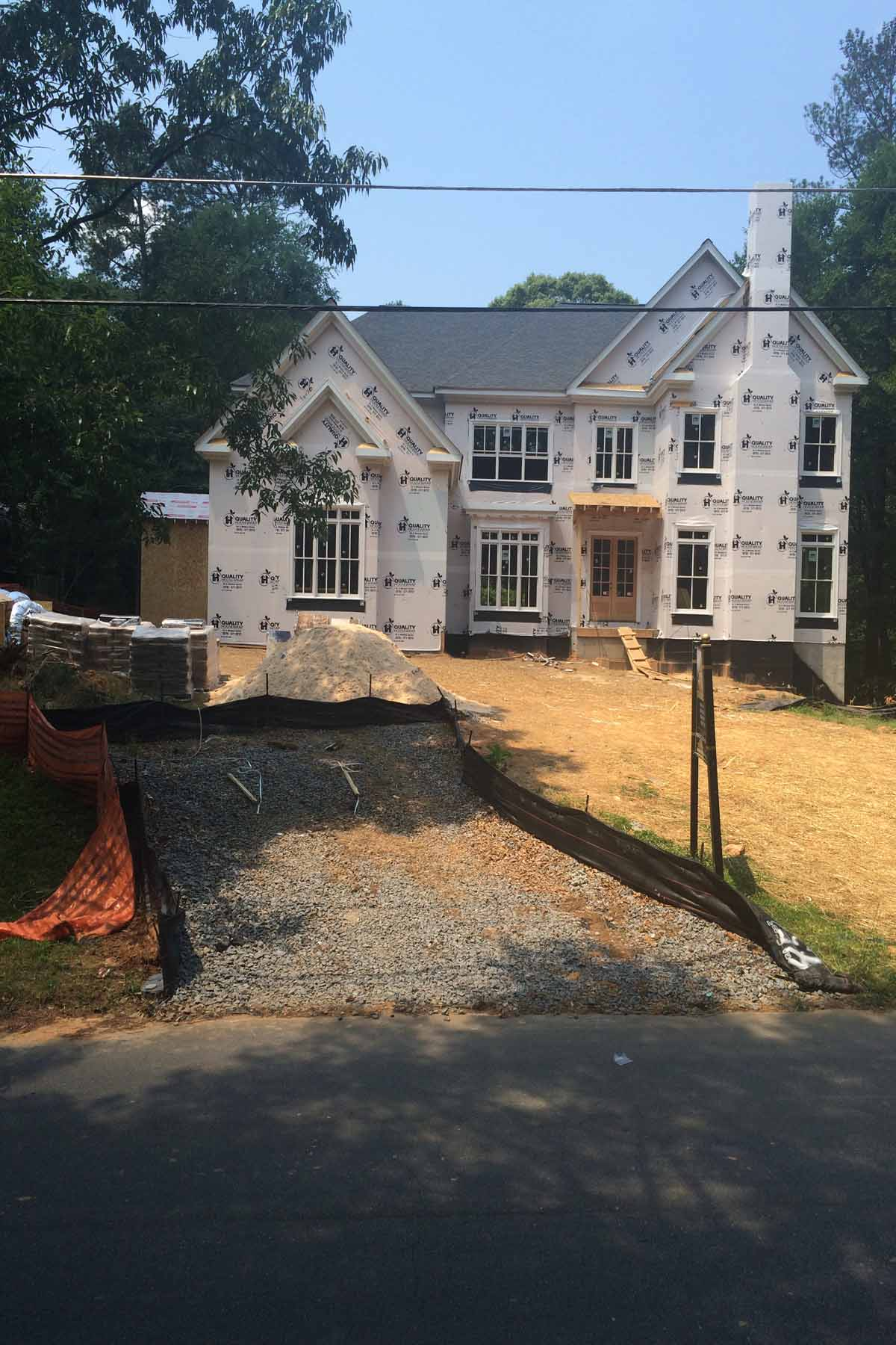 Casa para uma família para Venda às Upcoming Custom Build in Chastain 4566 Dudley Lane Sandy Springs, Geórgia, 30327 Estados Unidos