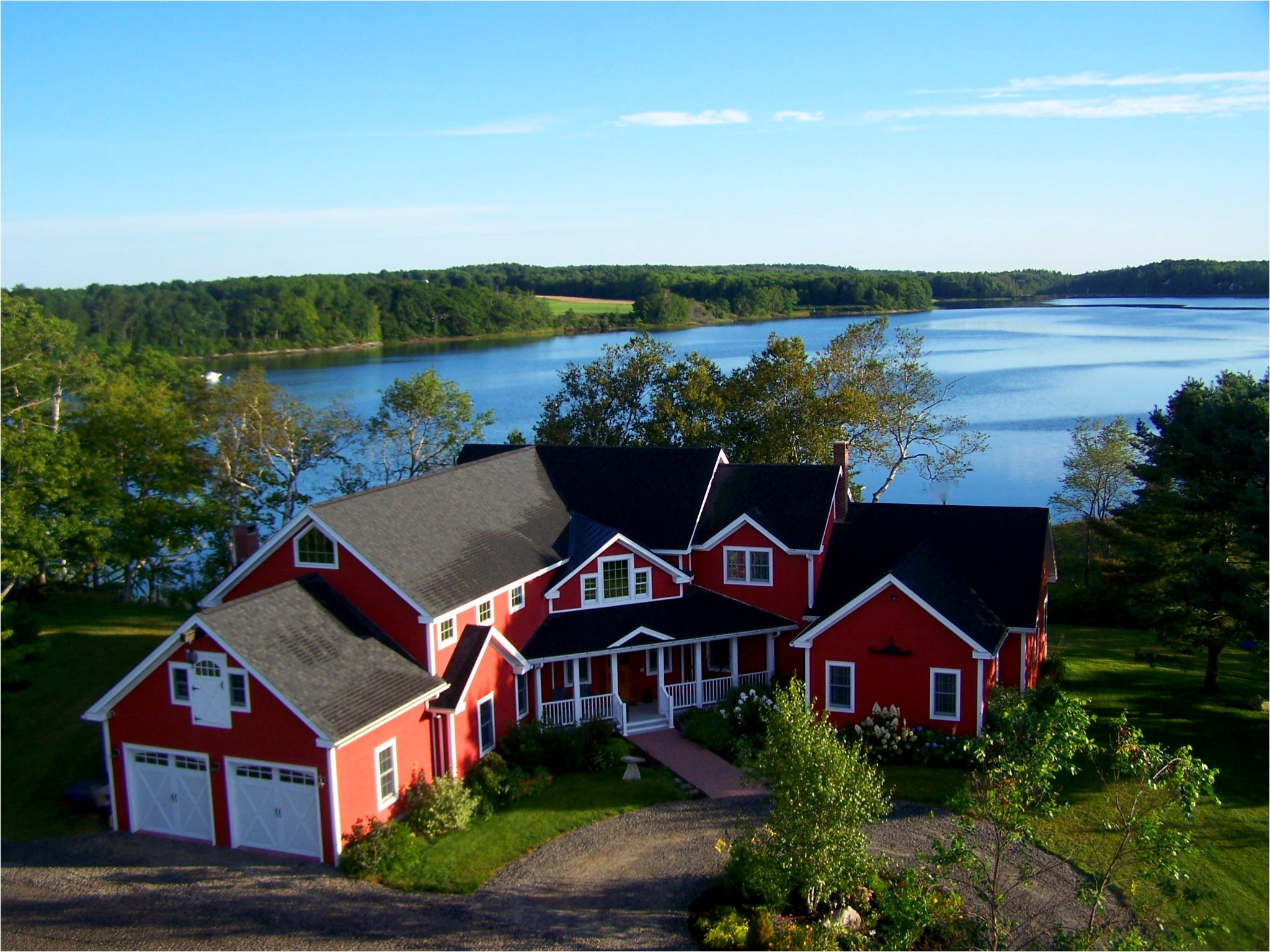 Single Family Home for Sale at Gables by the Sea 374 High Head Road Harpswell, Maine 04079 United States