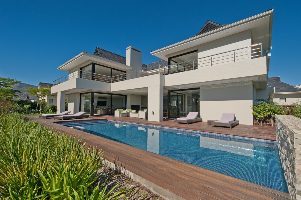 Vivienda unifamiliar por un Venta en Pearl Valley Golf & Country Estate Paarl, Provincia Occidental Del Cabo, 7646 Sudáfrica
