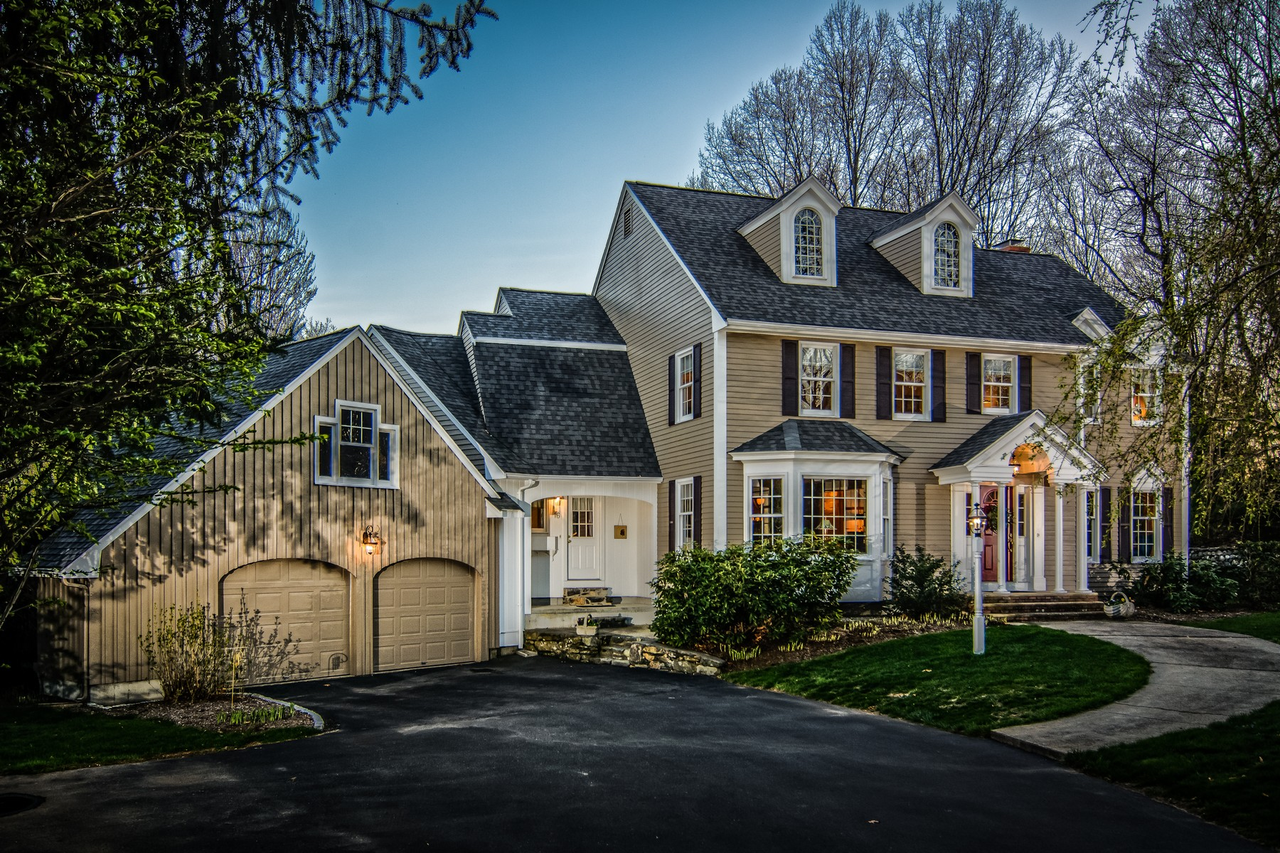 sales property at Colonial on Private Lot in Fay Acres 1