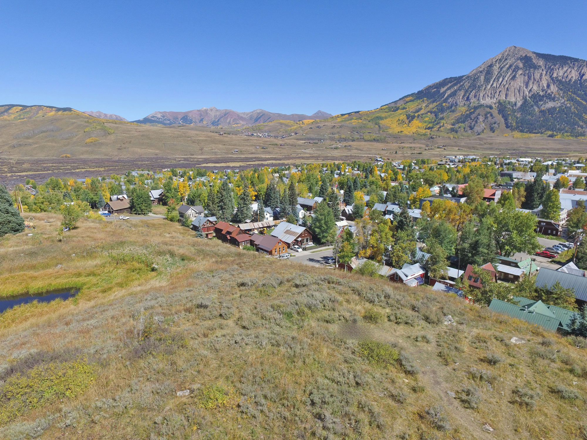 Land for Sale at Exclusive Homesite TBD Sopris Avenue Crested Butte, Colorado 81224 United States