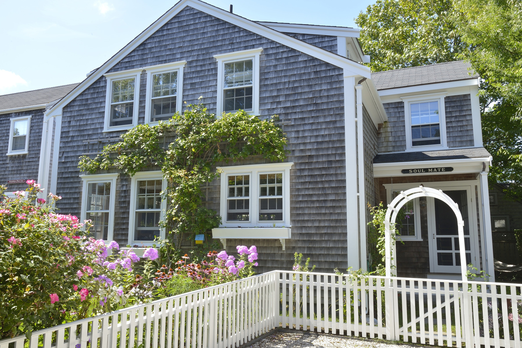 Condominium for Sale at Perfect in town Pied A Terre 11 Spring Street Unit 3 Nantucket, Massachusetts, 02554 United States