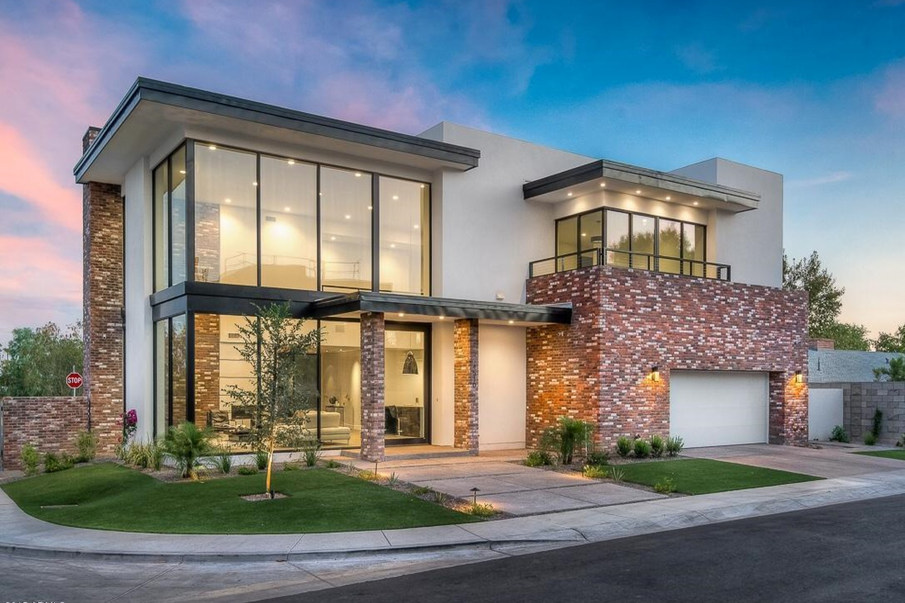 sales property at Super Chic collection of four private two story homes