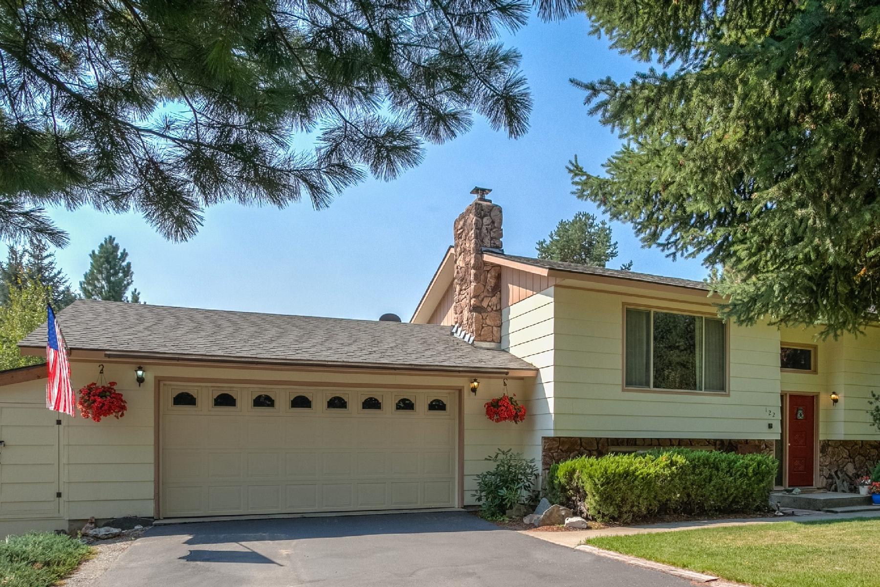 獨棟家庭住宅 為 出售 在 Gardeners delight 122 E. Circle Newport, 華盛頓州 99156 美國