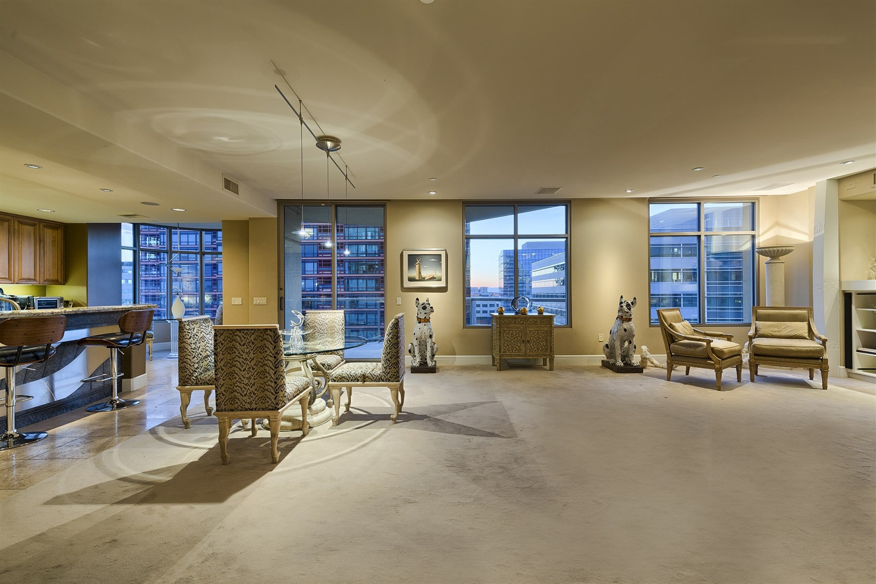 Property For Sale at One Of A Kind Dazzling Residence on 8th Floor at Prestigious Esplanade Place