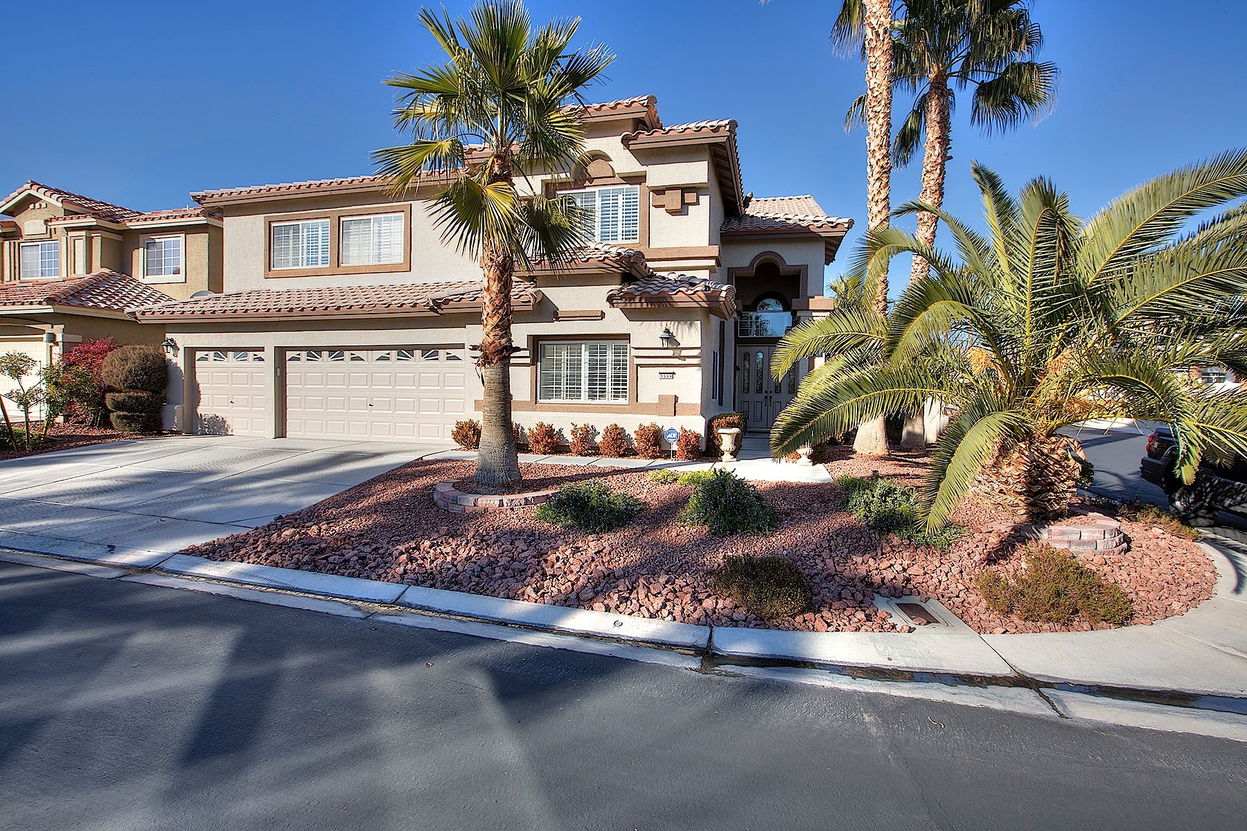 Single Family Home for Sale at 9554 Marina Valley Ave Las Vegas, Nevada 89147 United States