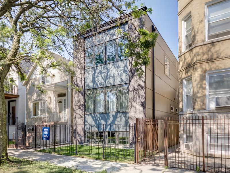 단독 가정 주택 용 매매 에 Beautiful Energy Star Rated iHome 1720 North Troy Street Humboldt Park, Chicago, 일리노이즈 60647 미국