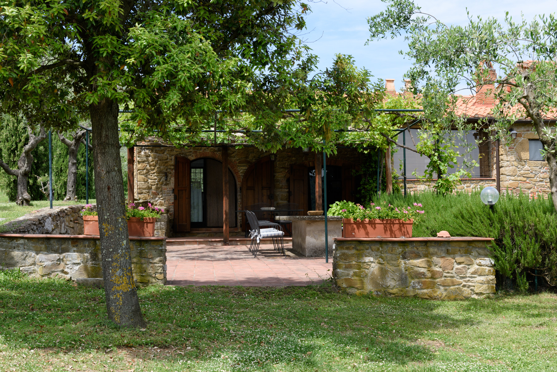 Additional photo for property listing at Country retreat in Chianti Aretino Pergine Valdarno, Arezzo Italie