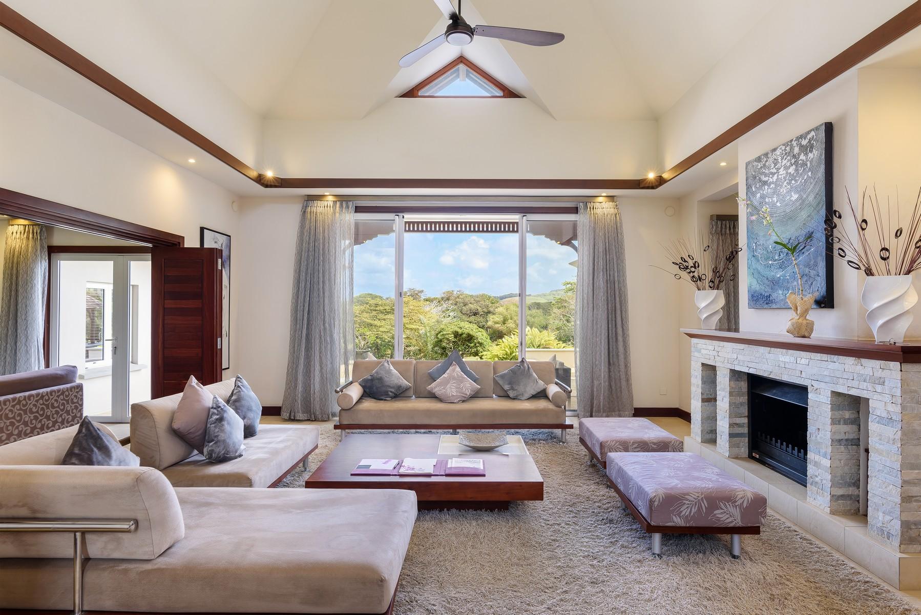 Single Family Home for Sale at Villa 4, Villas Valriche Bel Ombre, Savanne, Mauritius