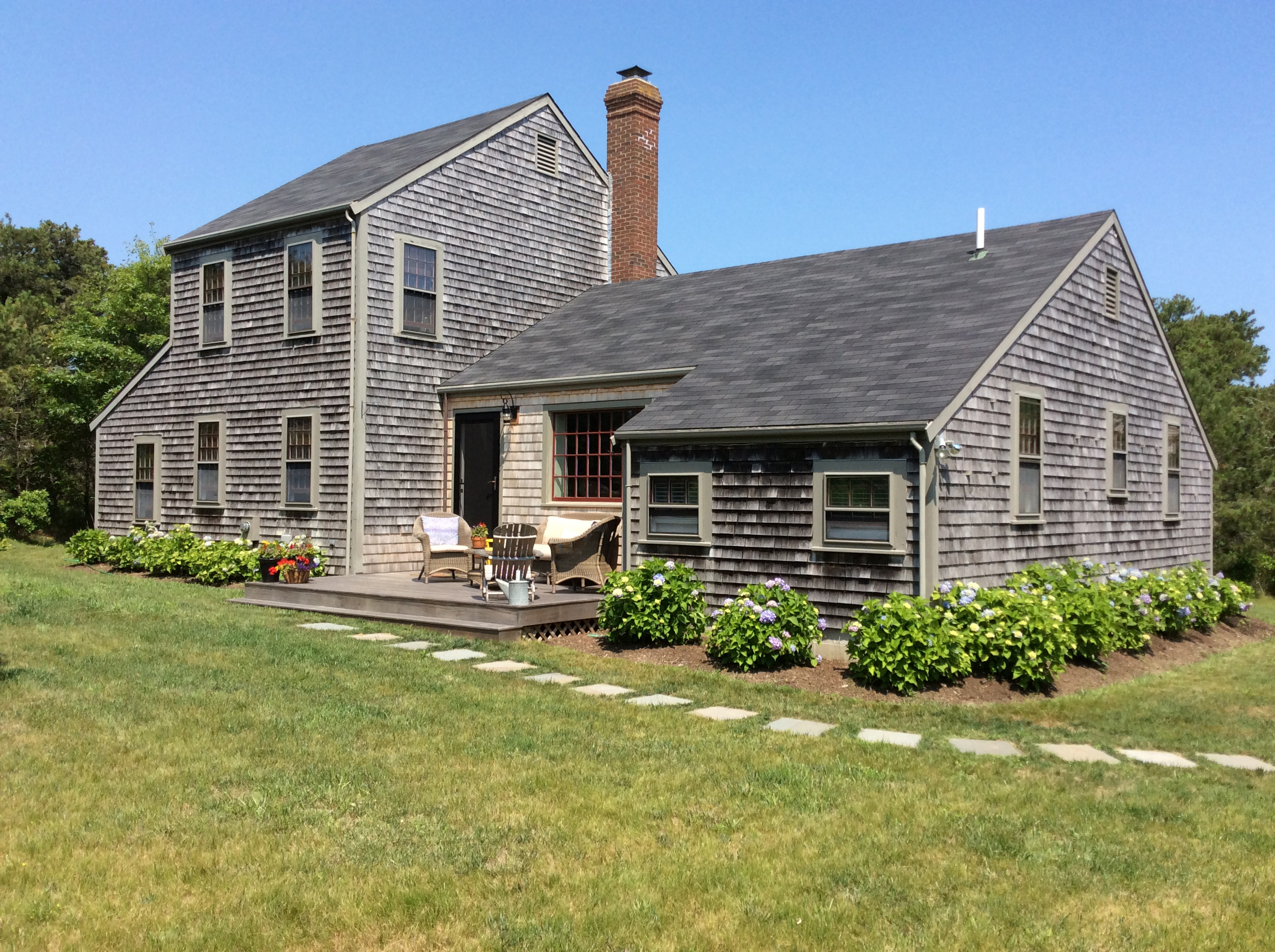 sales property at Post & Beam Abutting Conservation