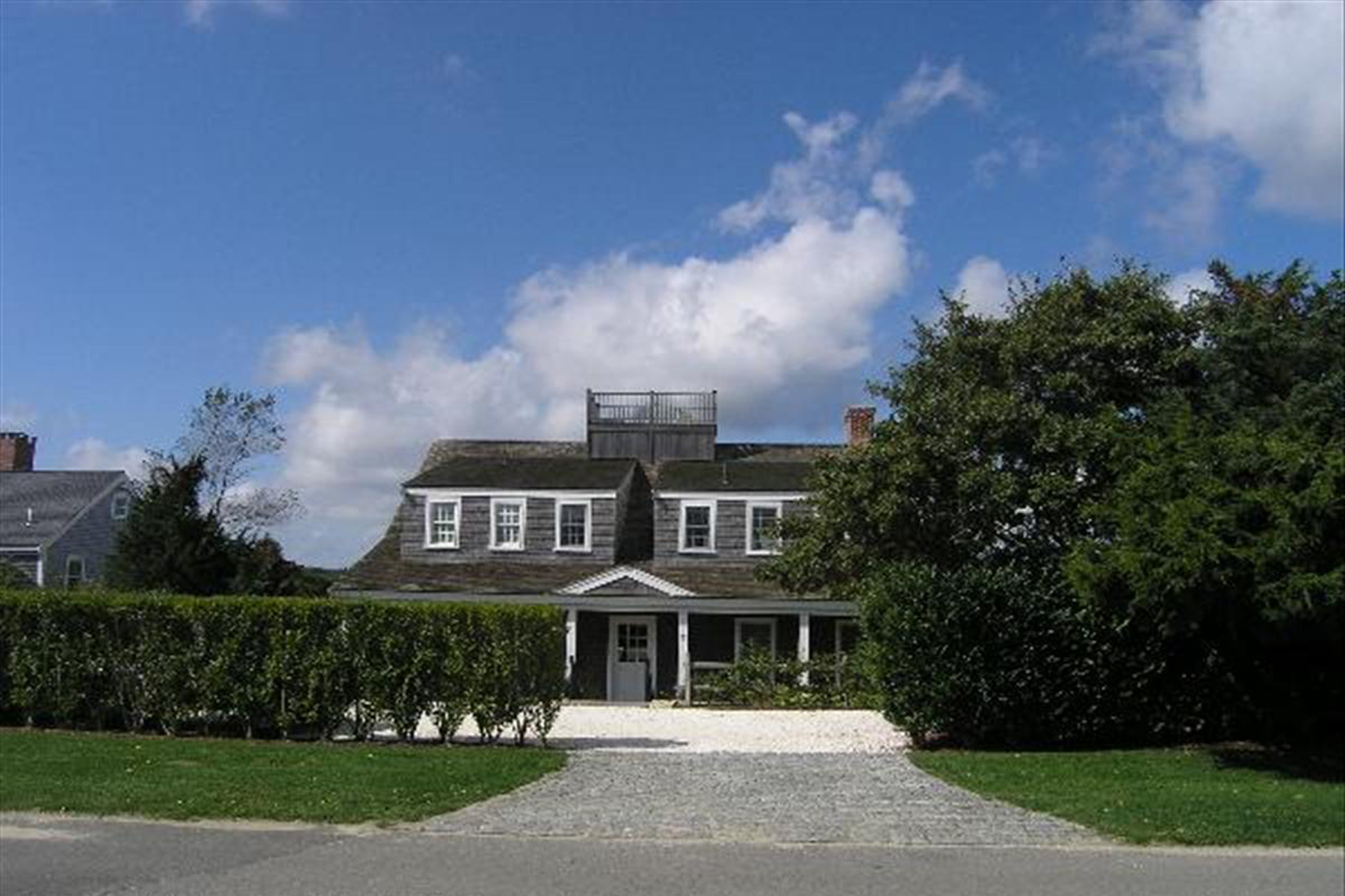 Single Family Home for Sale at Harbor and Town Views 32 Monomoy Road Nantucket, Massachusetts 02554 United States