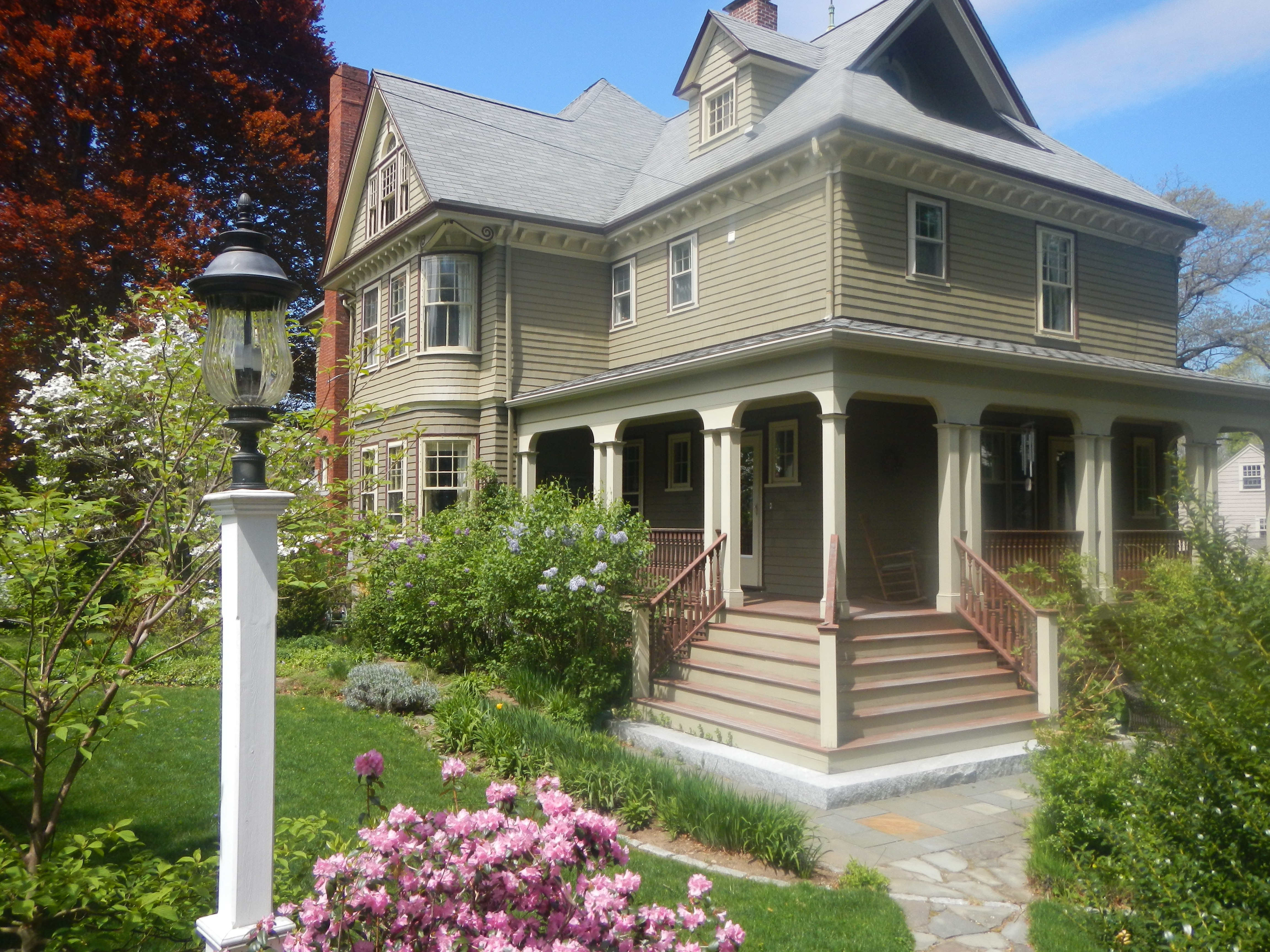 Property For Sale at Outstanding Queen Anne Revival