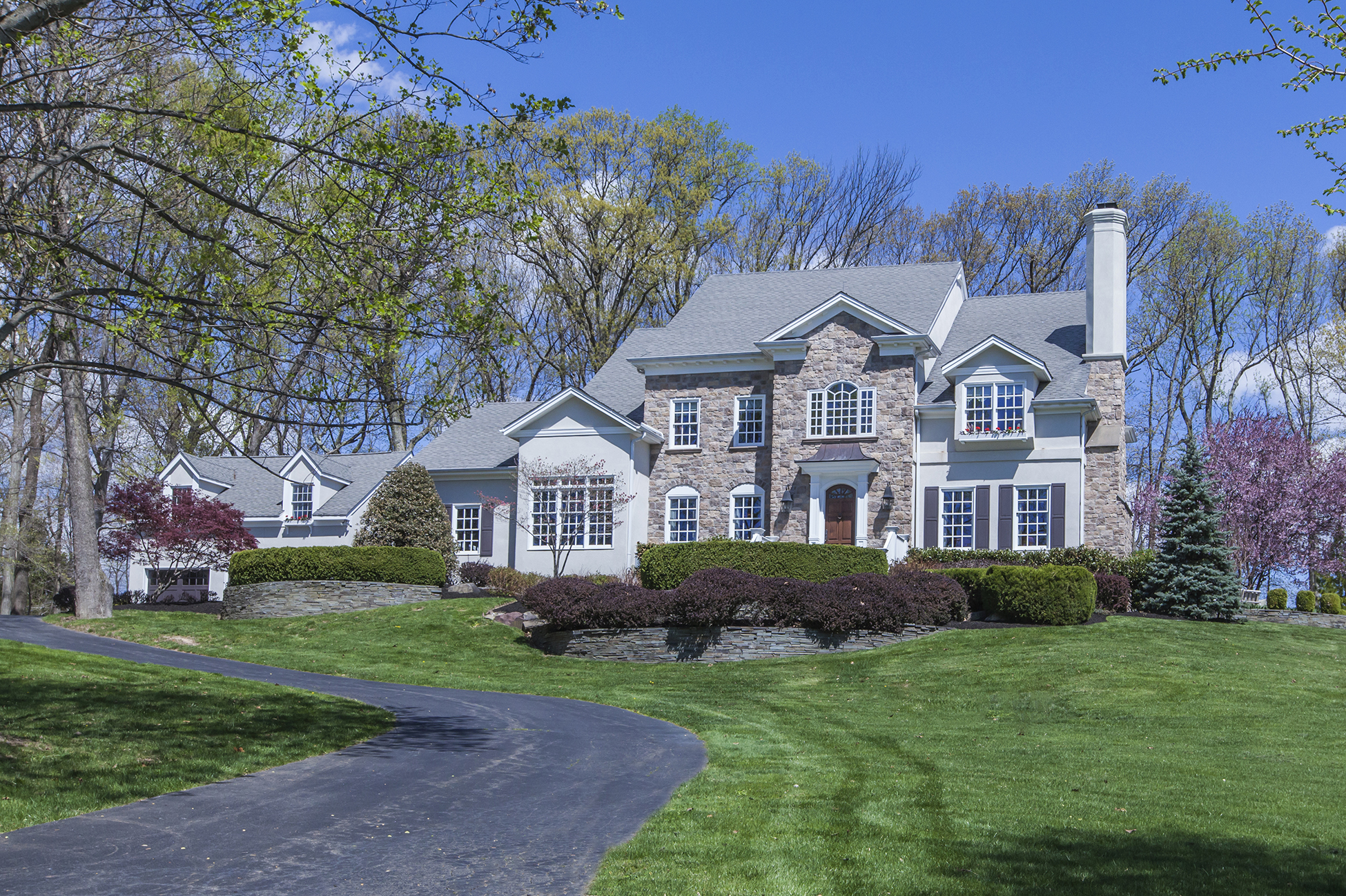 Single Family Home for Sale at Life on the Top - Montgomery 38 East Ridge Road Skillman, New Jersey 08558 United States
