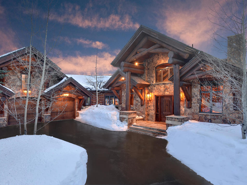 Single Family Home for Sale at Juniata Mountain Estate 264 Juniata Circle Breckenridge, Colorado, 80424 United States