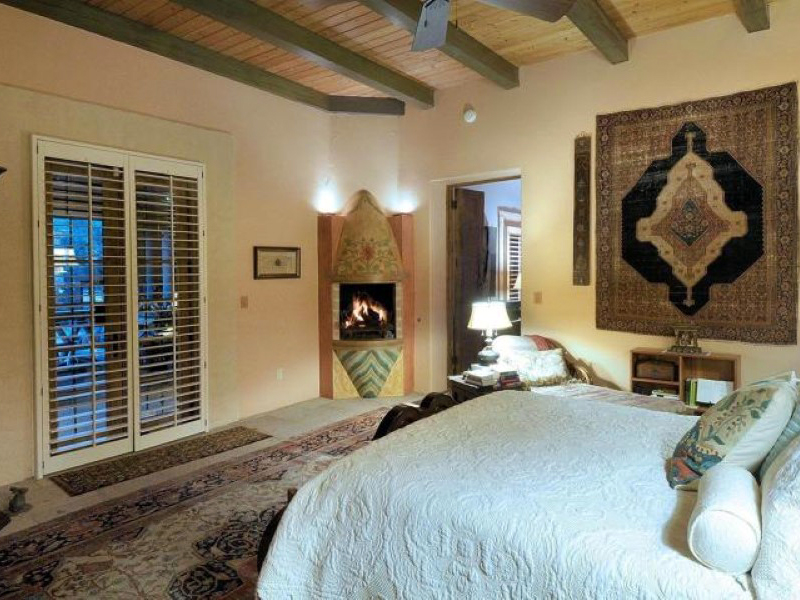 Property Of Elegant Spanish Colonial Home on Private 8.49 Acre Setting in Tubac
