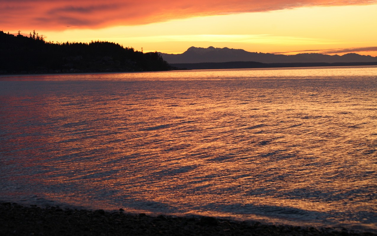 Single Family Home for Sale at 365 Arrowhead Beach Rd Camano Island, Washington 98282 United States