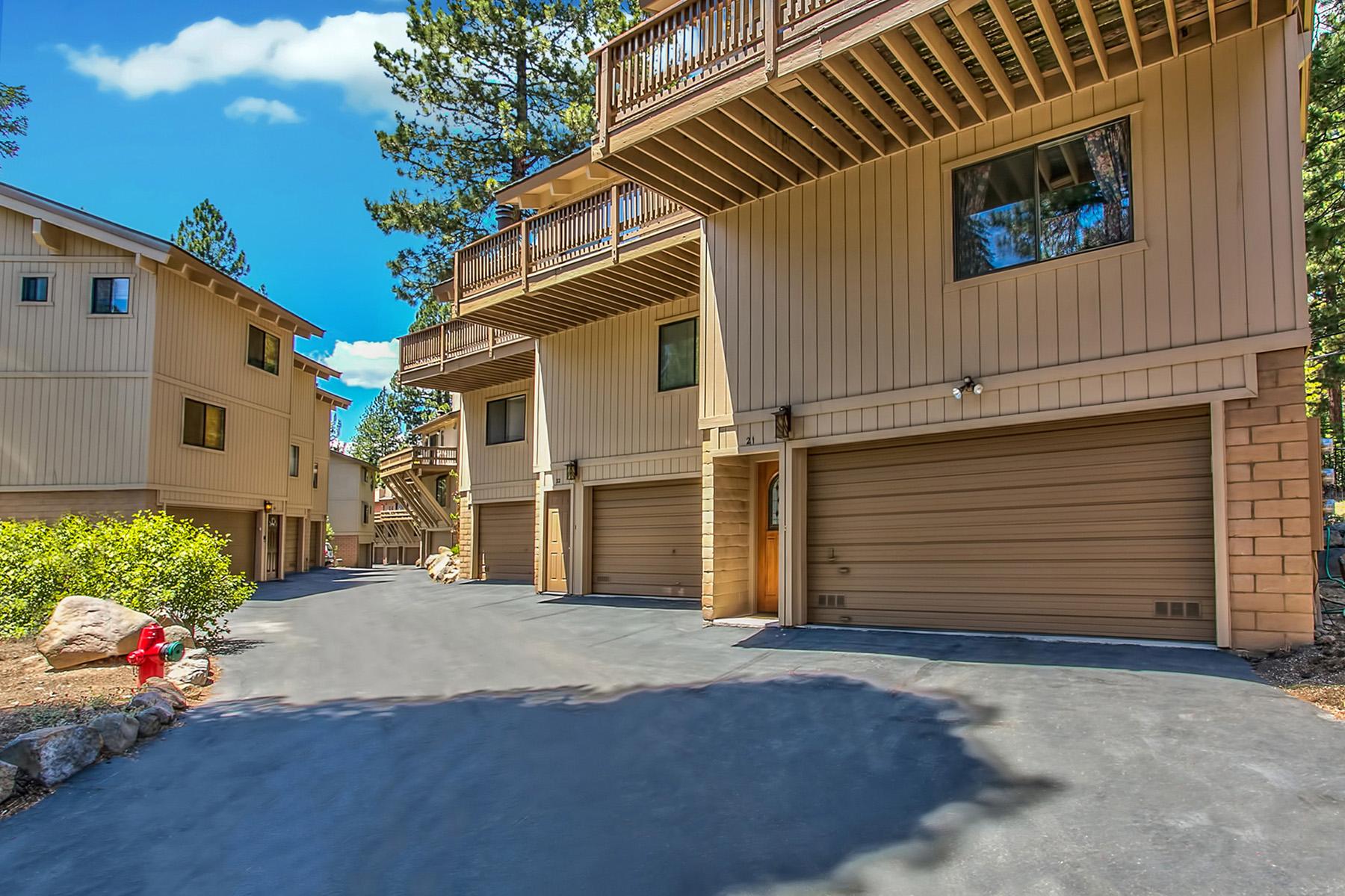 Condominium for Sale at 830 Oriole Way 830 Oriole Way Unit 21 Incline Village, Nevada 89451 United States