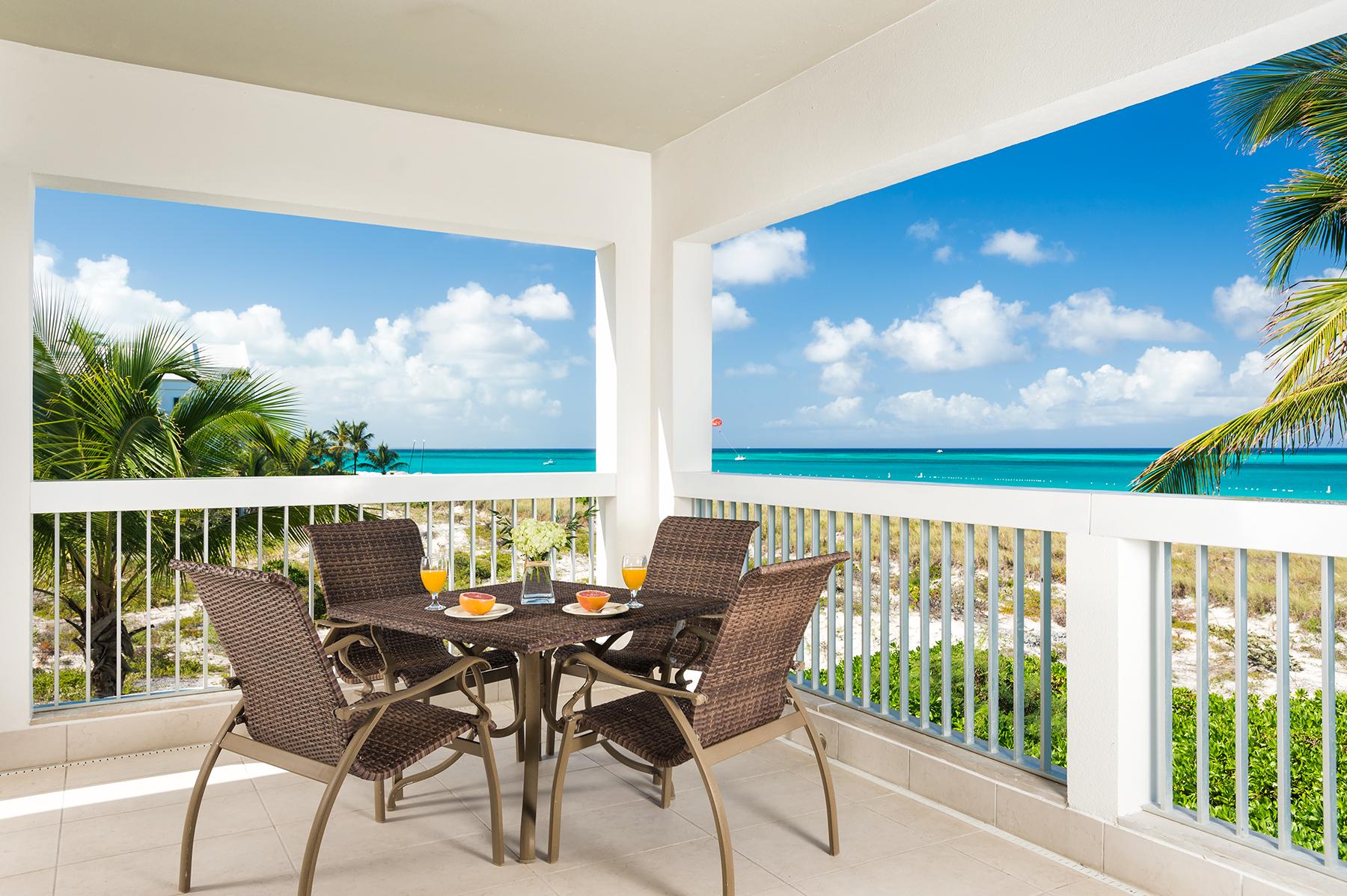 Condominio por un Venta en Le Vele ~ Suite W203 Le Vele Resort, Grace Bay, Providenciales Islas Turcas Y Caicos
