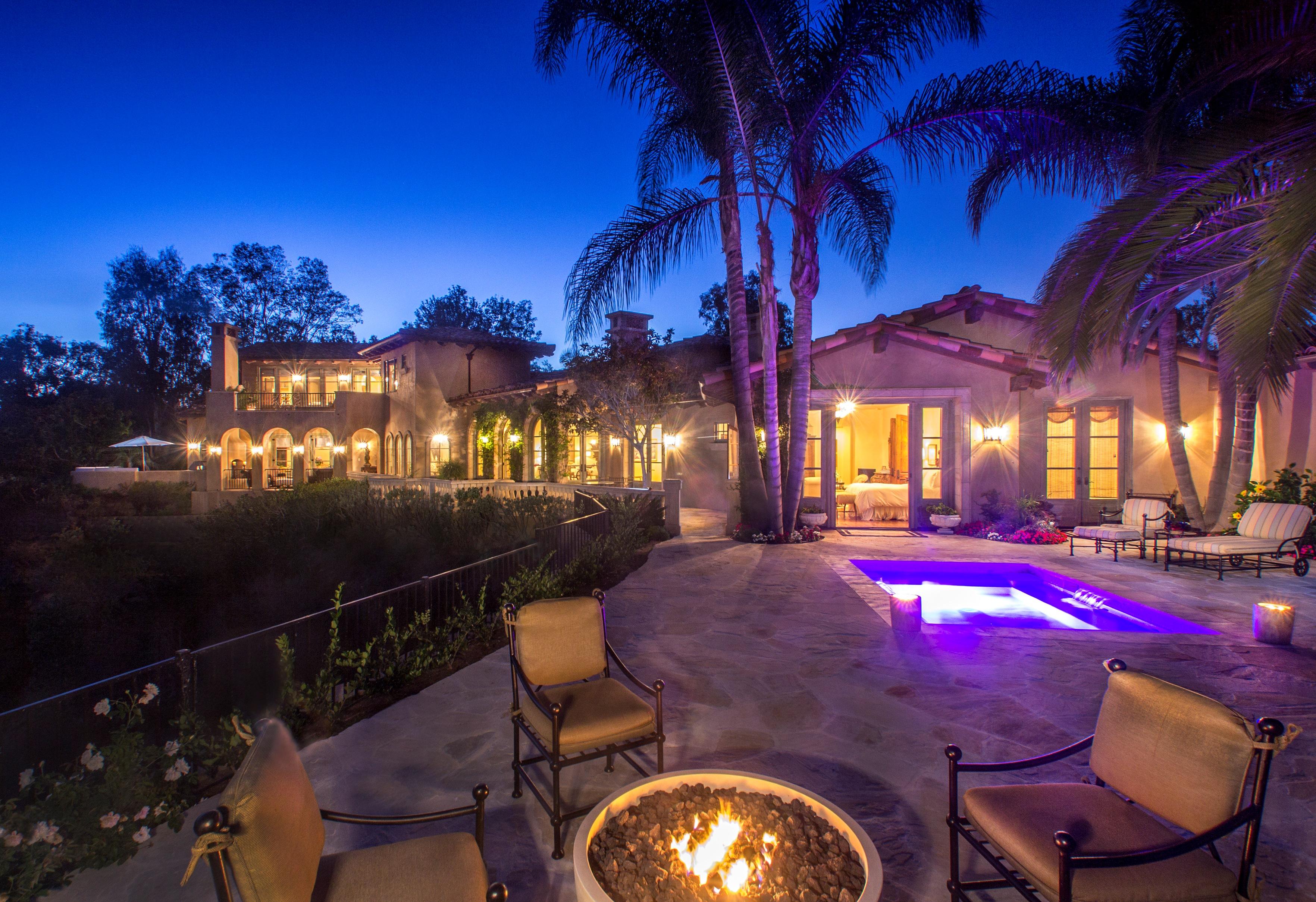 Single Family Home for Sale at 5411 Linea Del Cielo Rancho Santa Fe, California 92067 United States