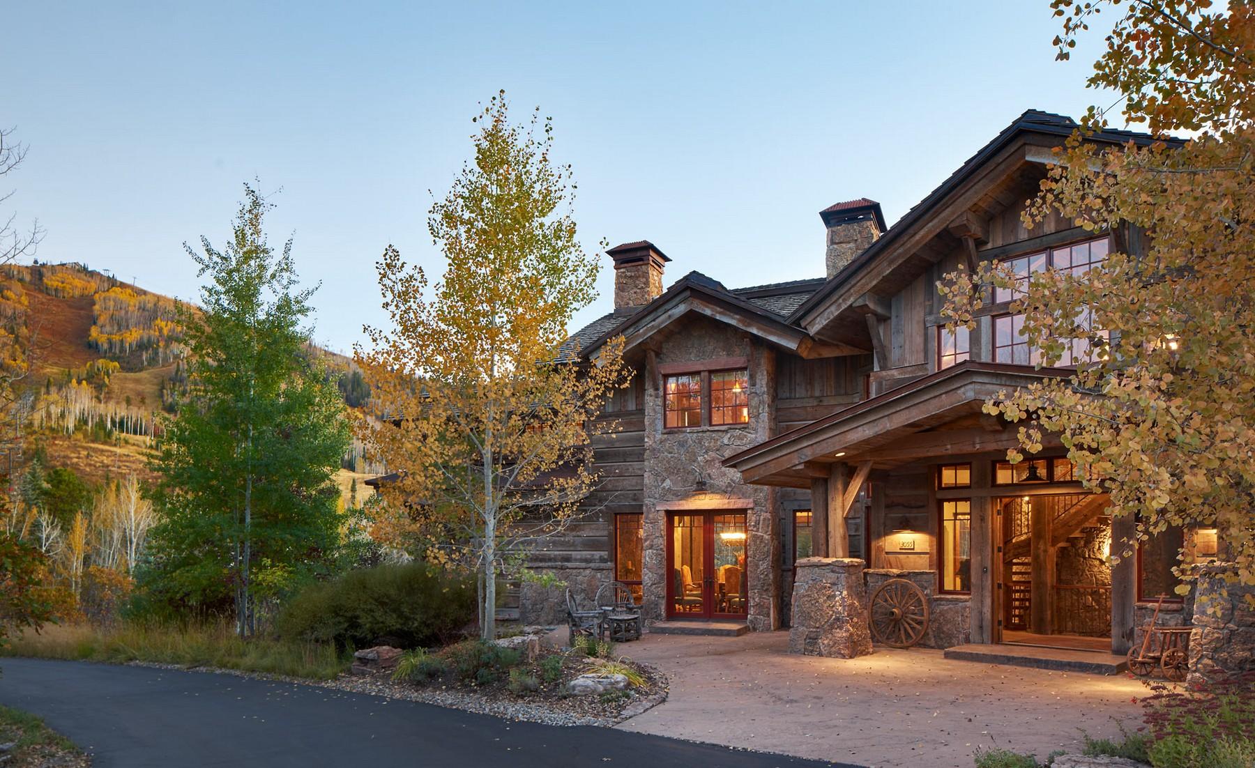 一戸建て のために 売買 アット Luxury Ski-In / Ski-Out 3055 Temple Knoll Steamboat Springs, コロラド 80487 アメリカ合衆国