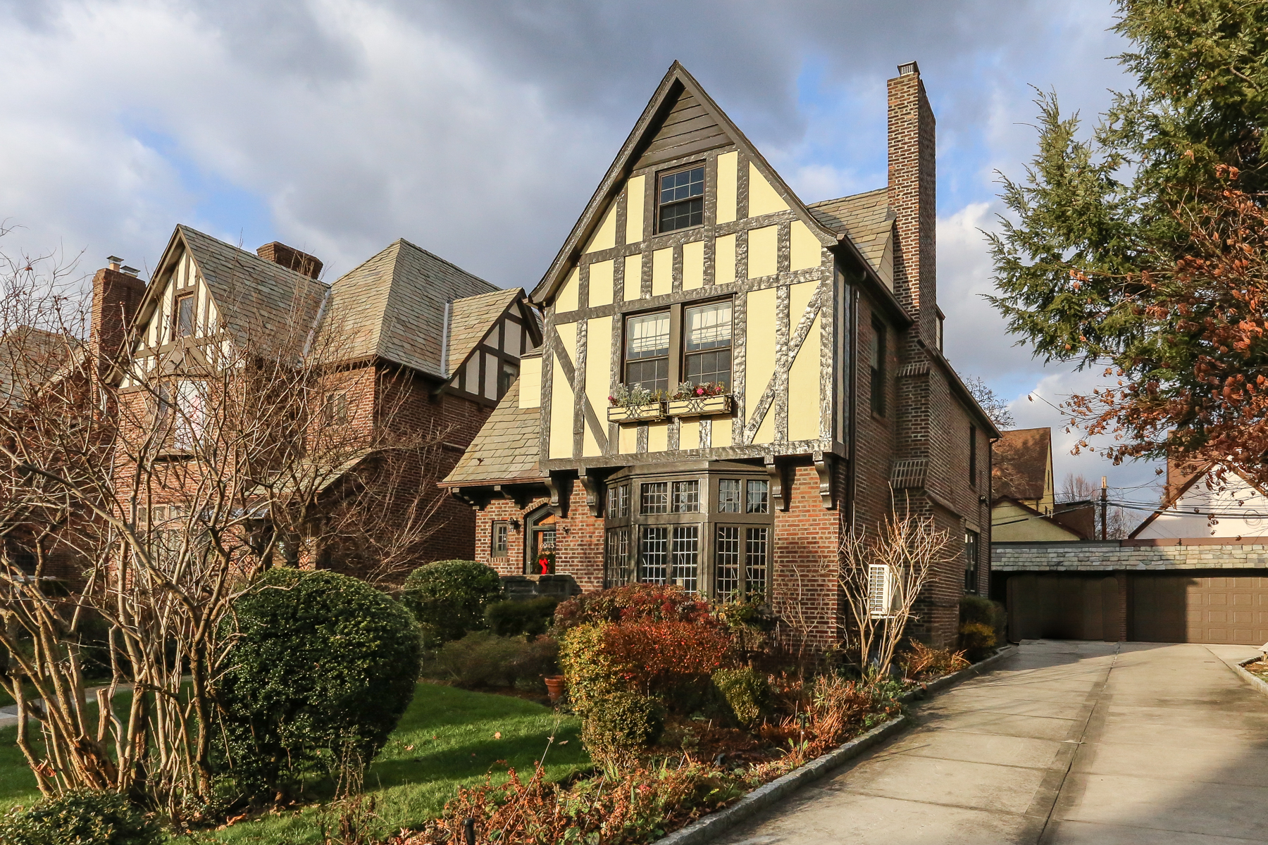 """Single Family Home for Rent at """"BREATHTAKING TUDOR"""" Forest Hills, New York 11375 United States"""