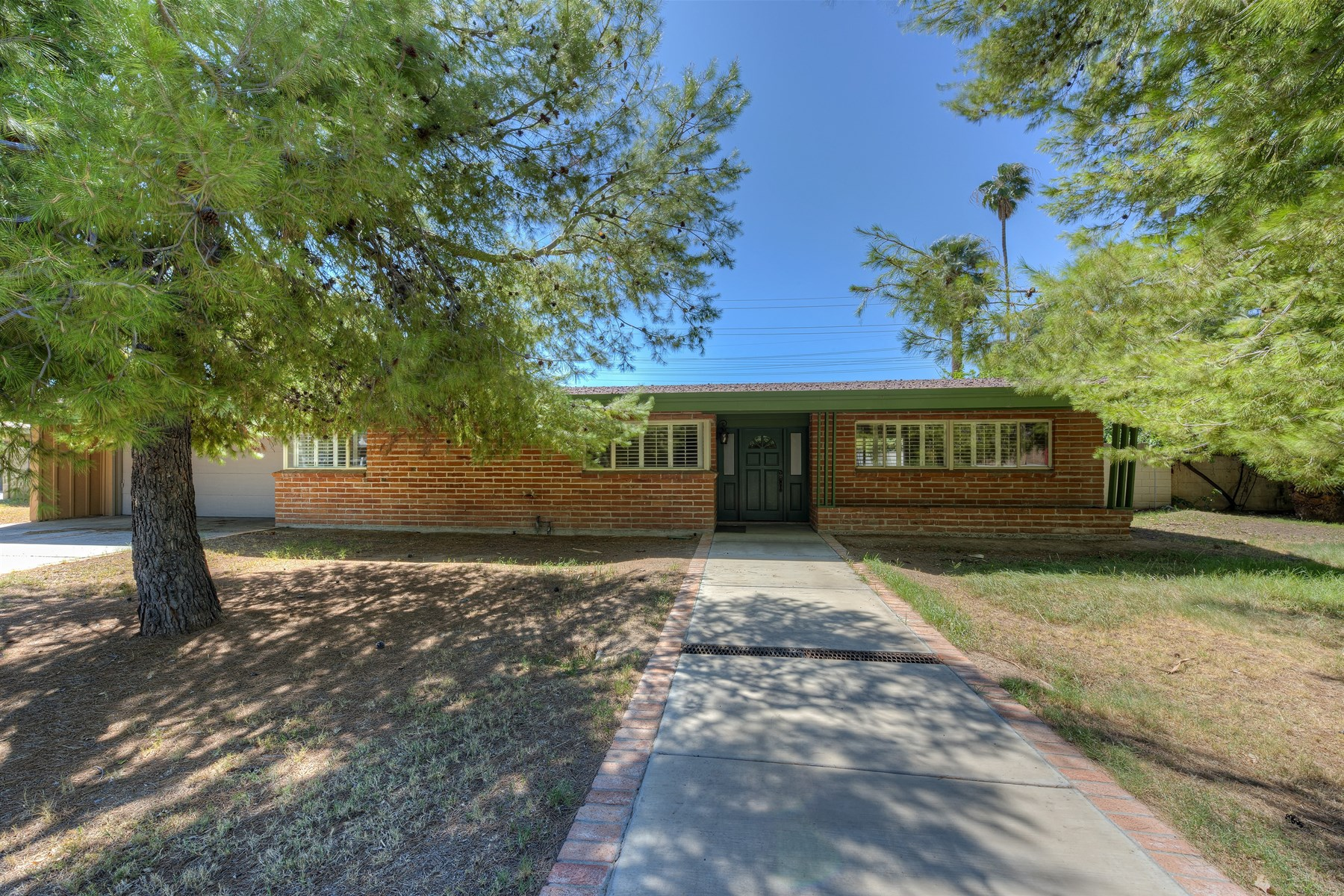 Property For Sale at Great location in Arcadia with mature trees and oversized lot