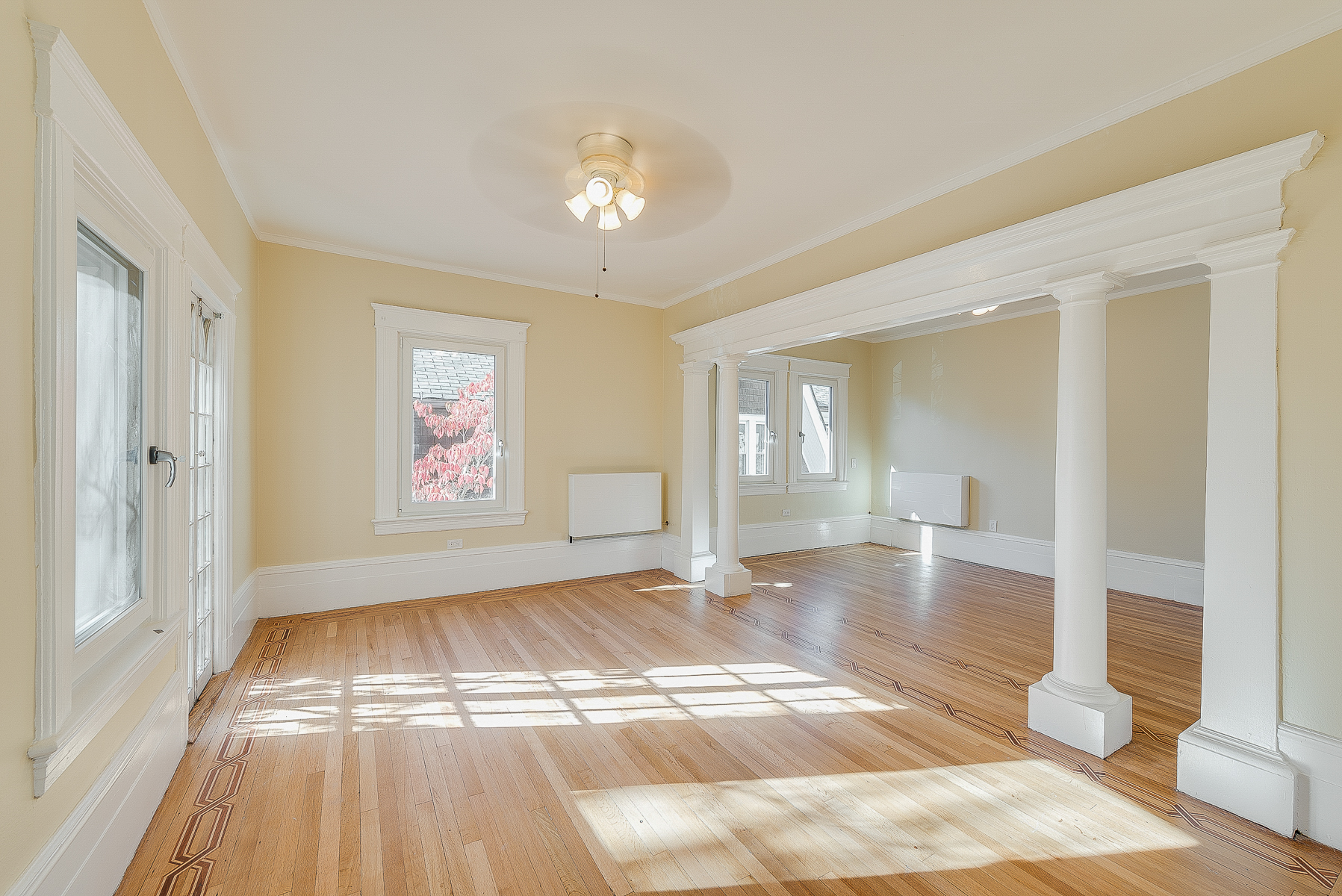 Multi-Family Home for Rent at 3 BR Prewar Stunner 409 West 261 Street 2 Riverdale, New York 10471 United States