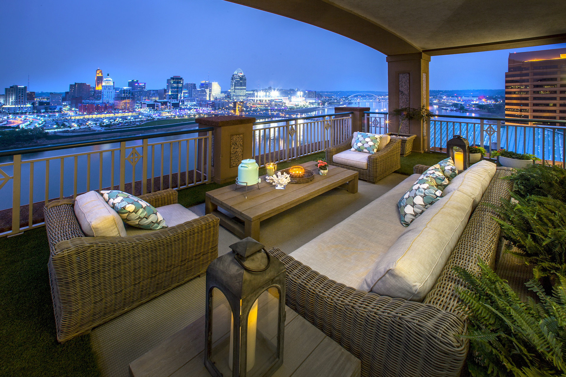 sales property at Riverfront Penthouse