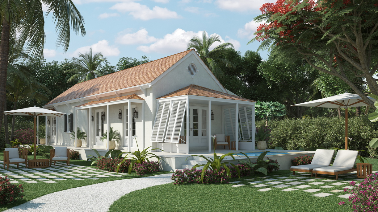 Single Family Home for Sale at Yellow Heron, Pink Sands Resort Harbour Island, Eleuthera Bahamas