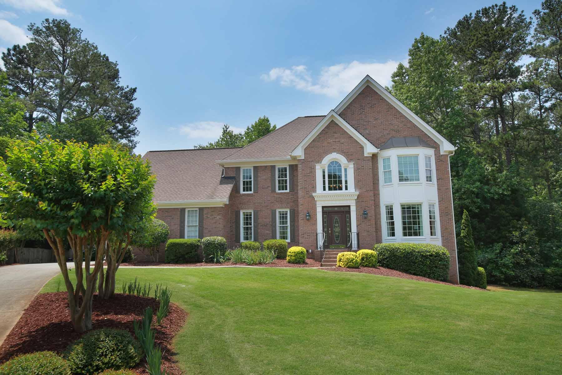 獨棟家庭住宅 為 出售 在 This Home is a Perfect 10 10350 Tuxford Drive Alpharetta, 喬治亞州, 30022 美國