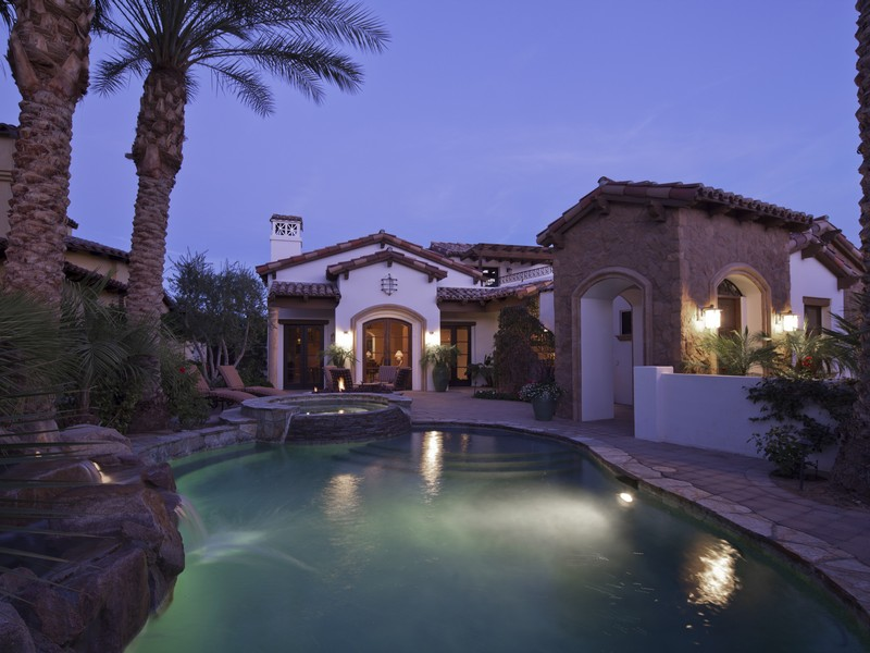 Single Family Home for Sale at 80320 Via Pessaro La Quinta, California 92253 United States
