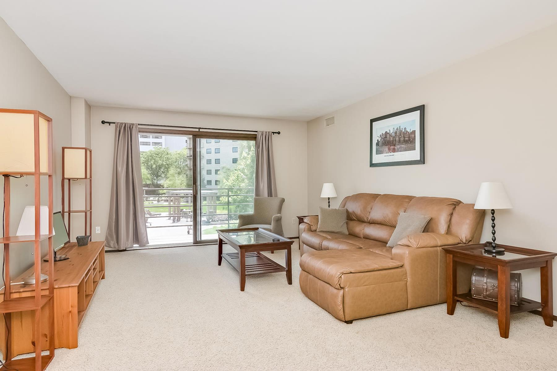 Condominium for Sale at 1200 Nicollet Avenue #313 Loring Park, Minneapolis, Minnesota, 55403 United States