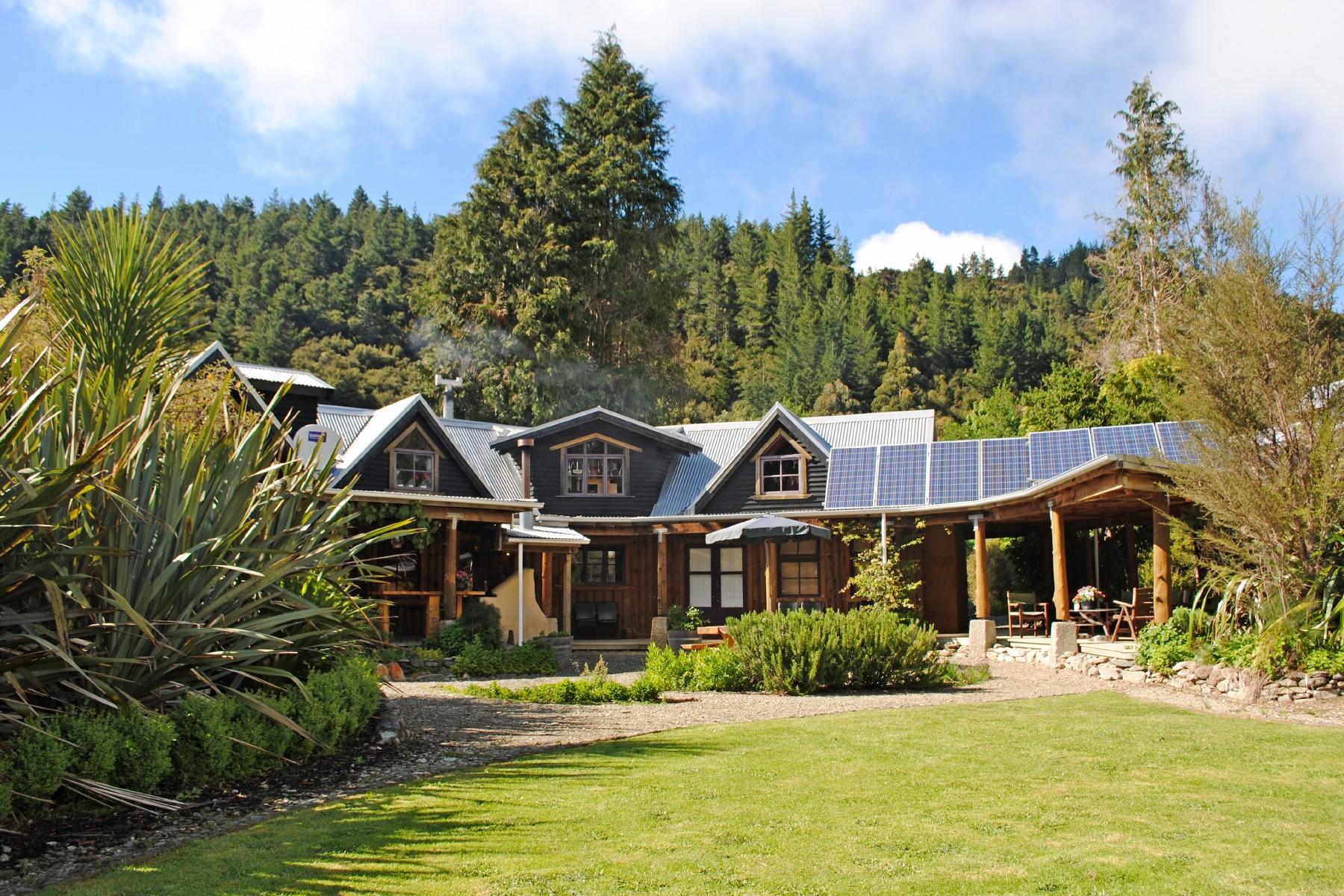Diğer Meskun Mahal için Satış at On the Track Lodge Marlborough Sounds, Marlborough Yeni Zelanda