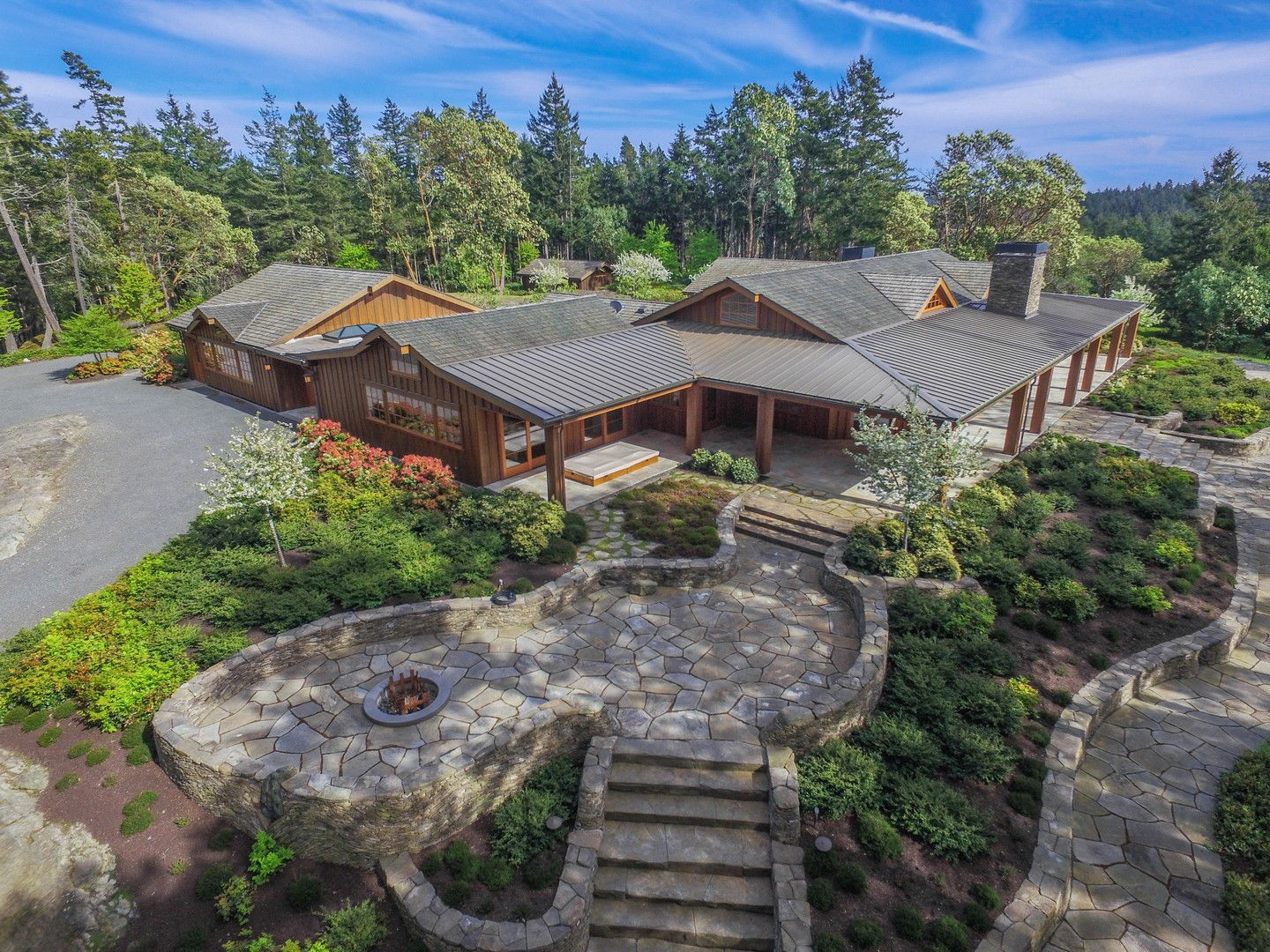 Single Family Home for Sale at Friday Harbor Estate 67 Roulac Lane Friday Harbor, Washington 98250 United States