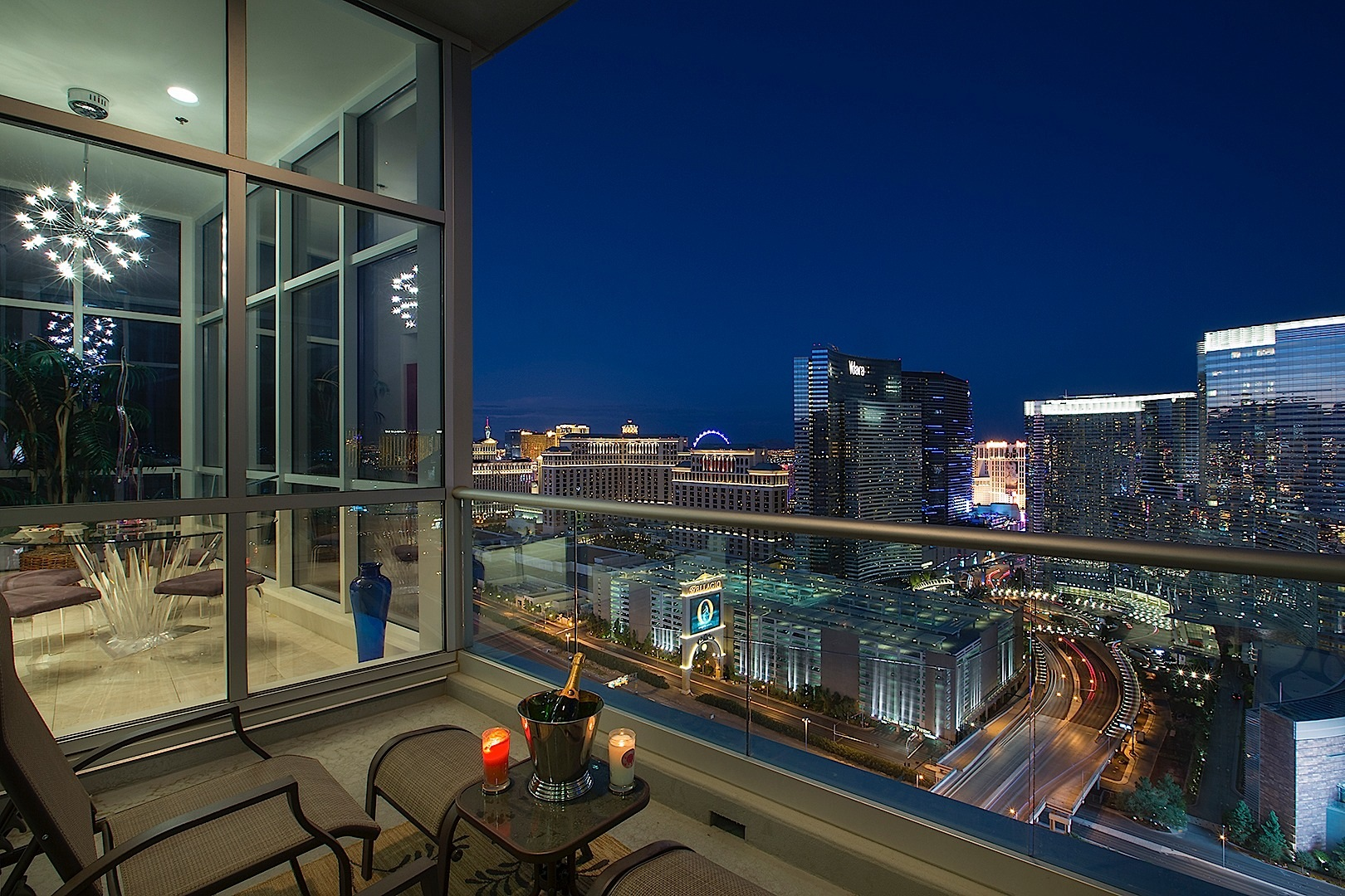 Property For Sale at The Penthouse at Panorama Towers, Las Vegas