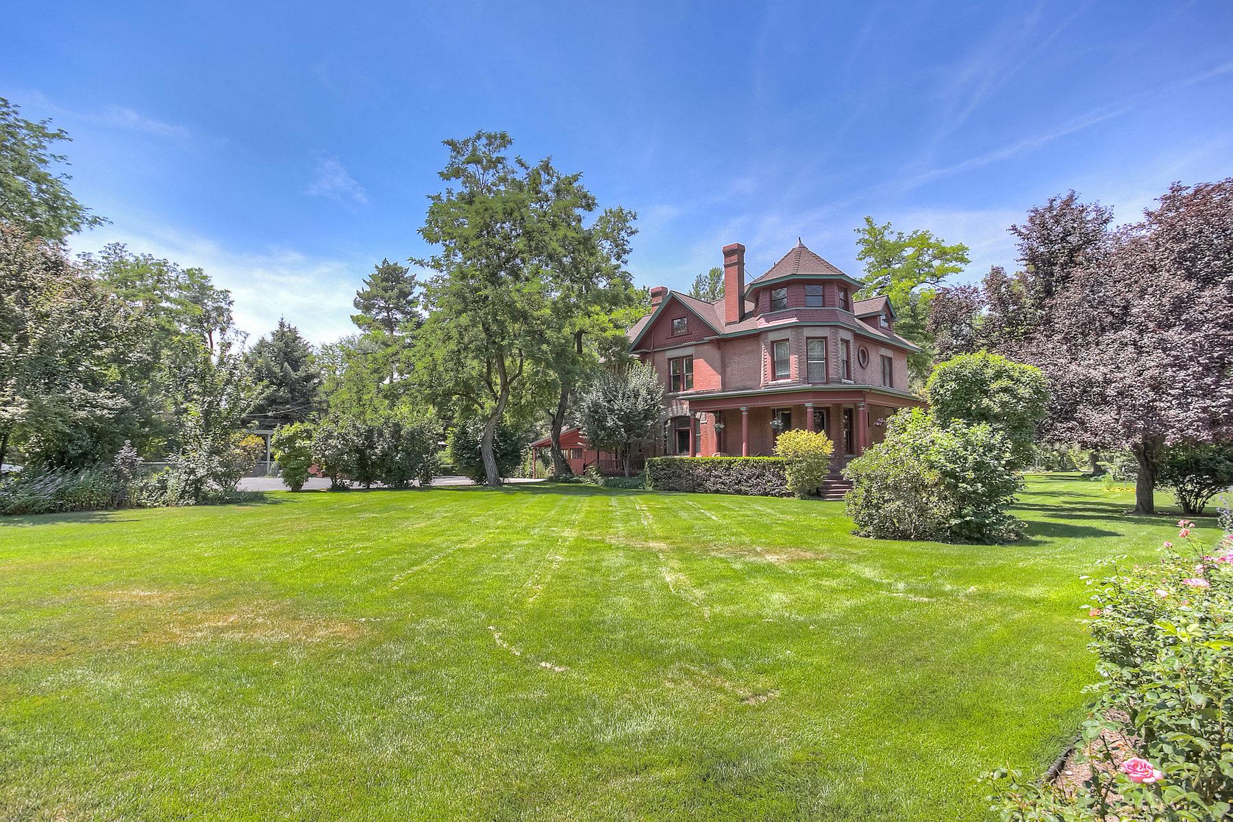 Villa per Vendita alle ore The Walton Mansion - Timeless Elegance 5197 S Wesley Rd Salt Lake City, Utah 84117 Stati Uniti