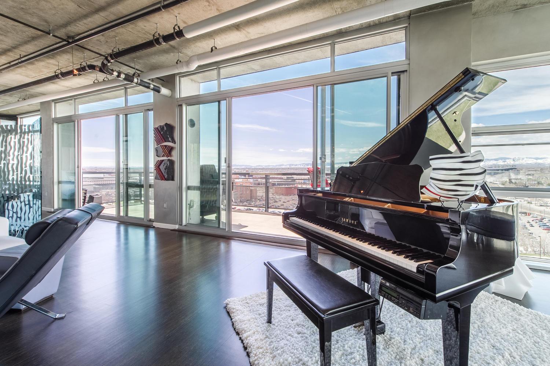 Condominium for Sale at 1401 Wewatta Street PH4 Denver, Colorado, 80202 United States