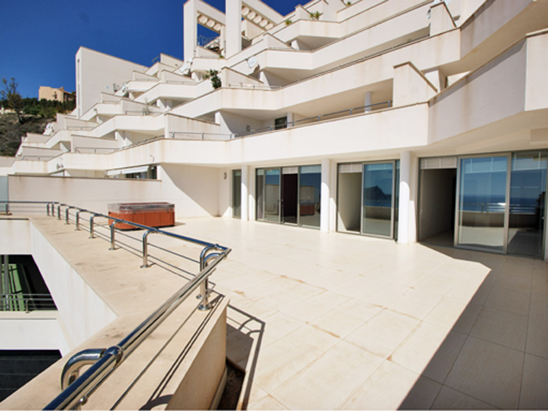 Apartment for Sale at Modern apartment with great terrace and panoramic sea views, Altea Altea, Alicante Costa Blanca 03590 Spain