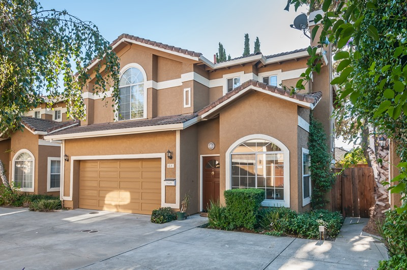 Property For Sale at 814 Palm, Redwood City