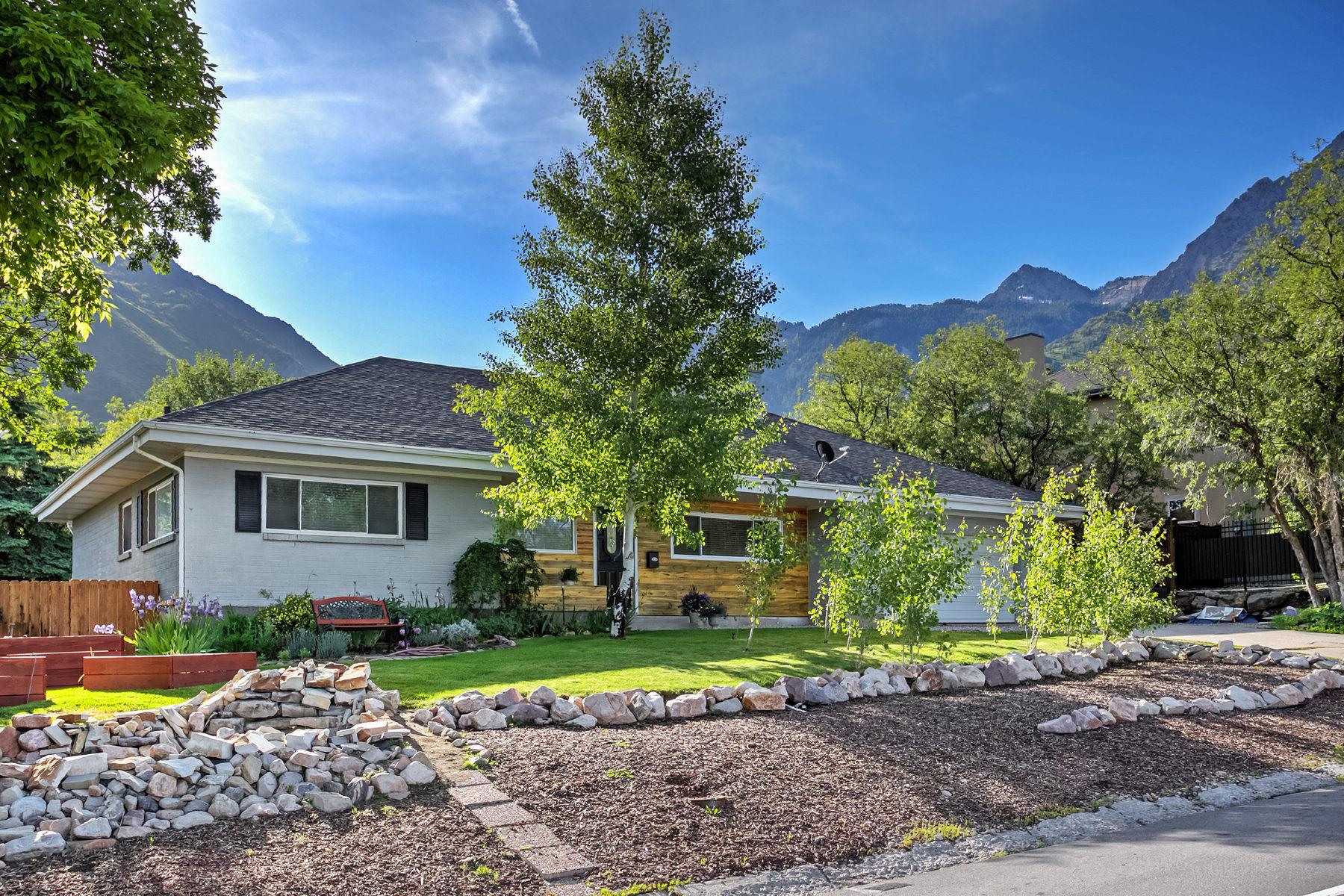 Villa per Vendita alle ore Peaceful & Serene Olympus Cove 4079 S Jupiter Dr Salt Lake City, Utah, 84124 Stati Uniti