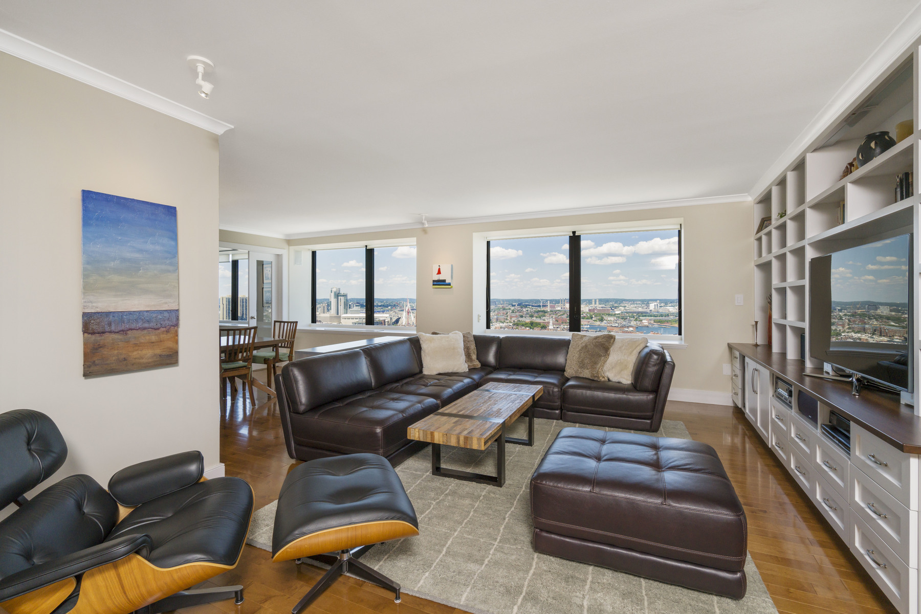 sales property at Unparalleled Harbor Towers 3+ bedroom home renovated to the finest standard.
