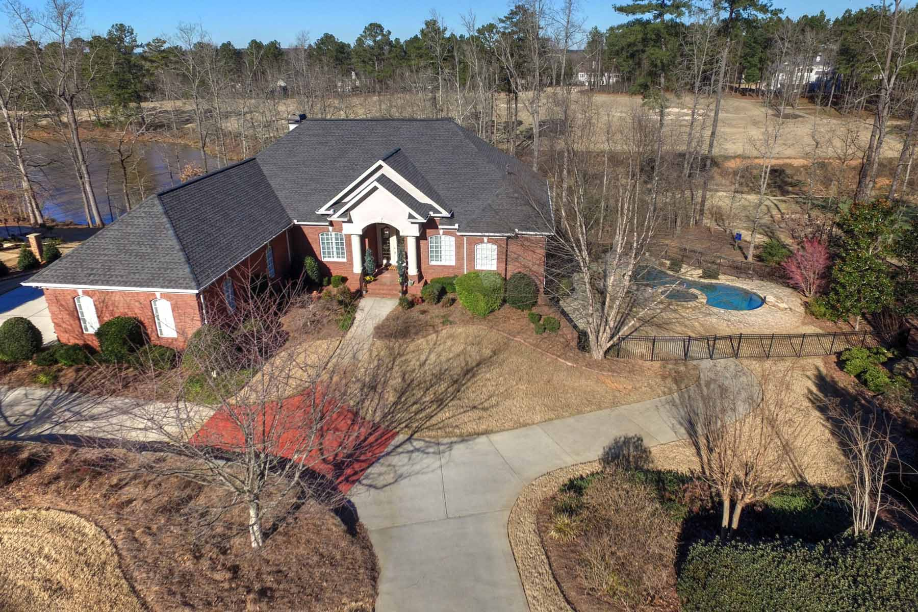 Maison unifamiliale pour l Vente à Enchanting home in Eagles Landing Country Club! 234 Eagles Landing Way McDonough, Georgia 30253 États-Unis