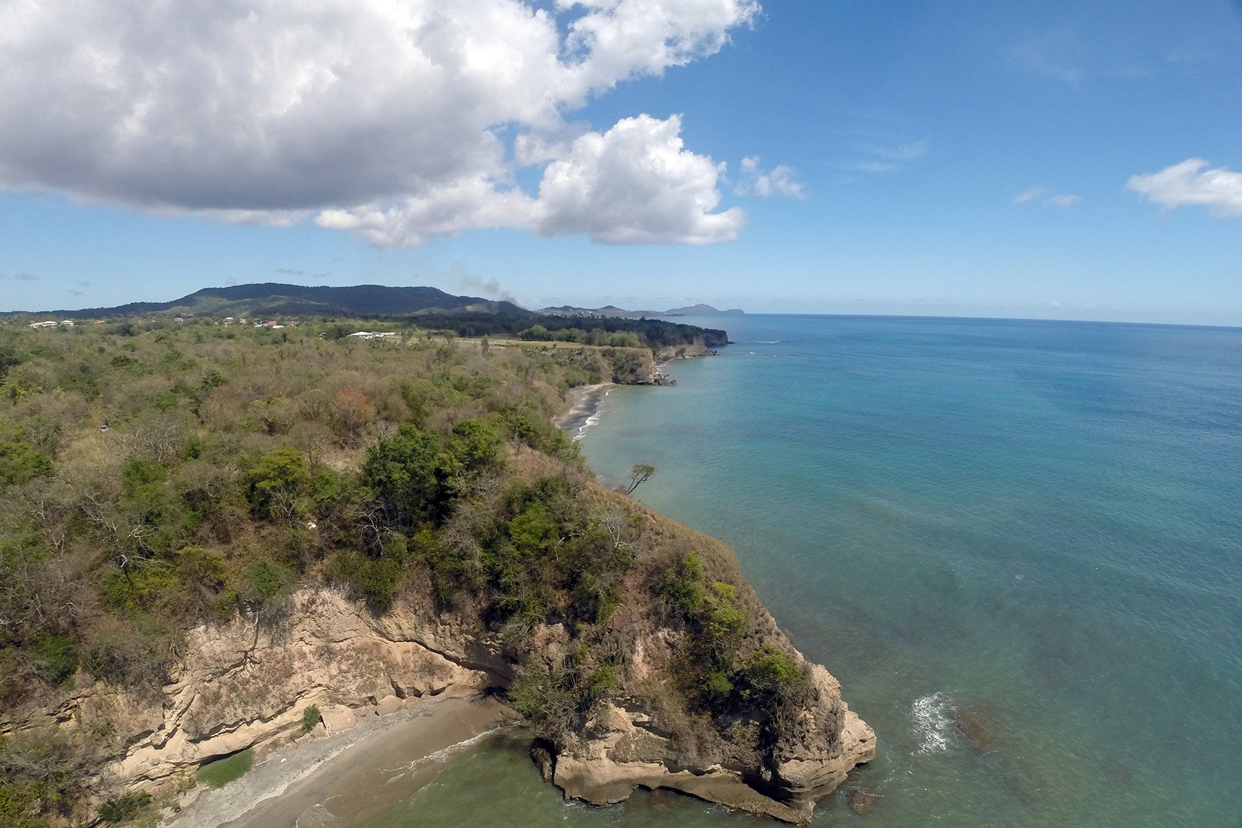 sales property at Anse Touloulu at River Doree