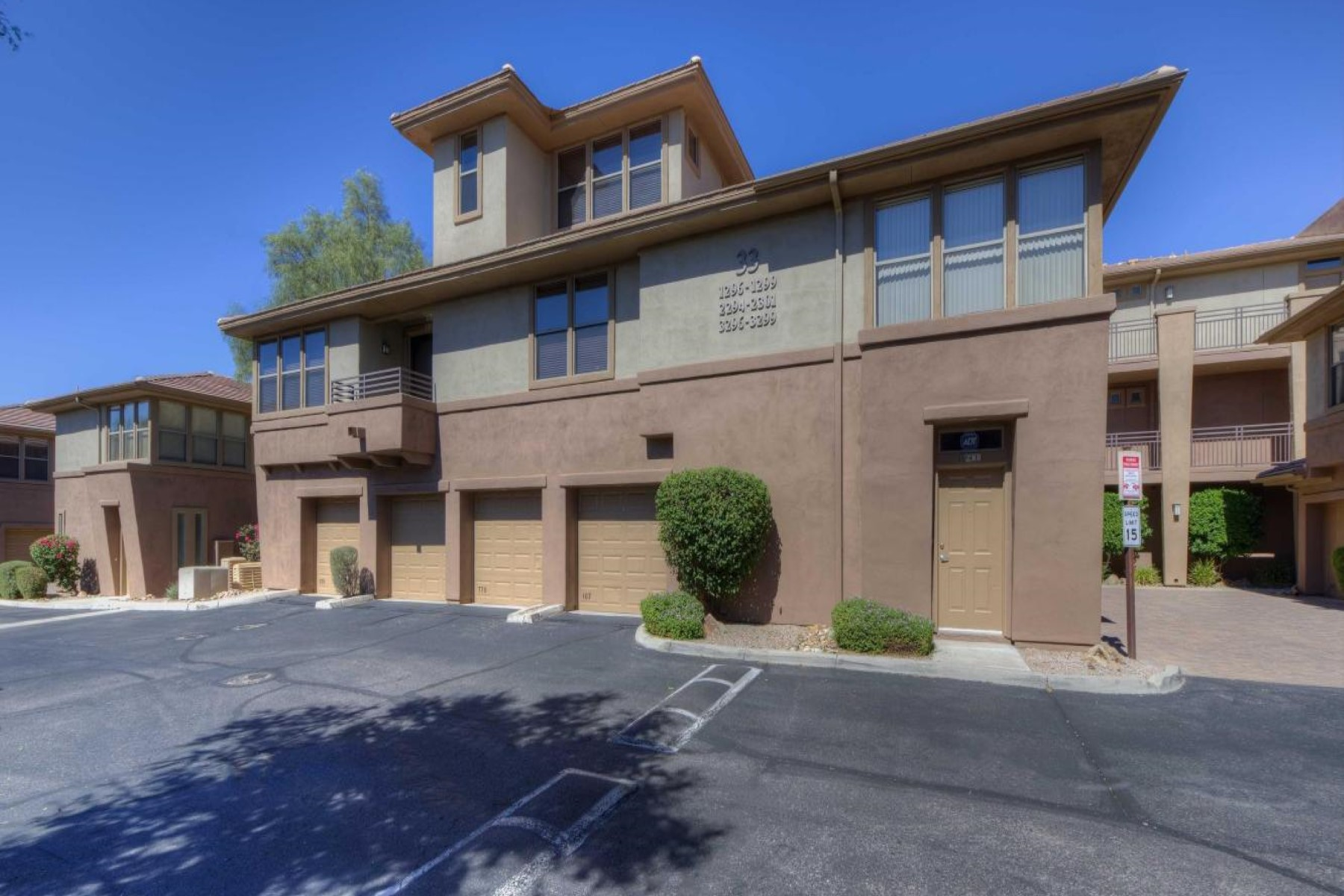 Apartment for Sale at Hard to find, spacious and updated one bedroom with attached garage 19777 N 76th St 2301 Scottsdale, Arizona, 85255 United States