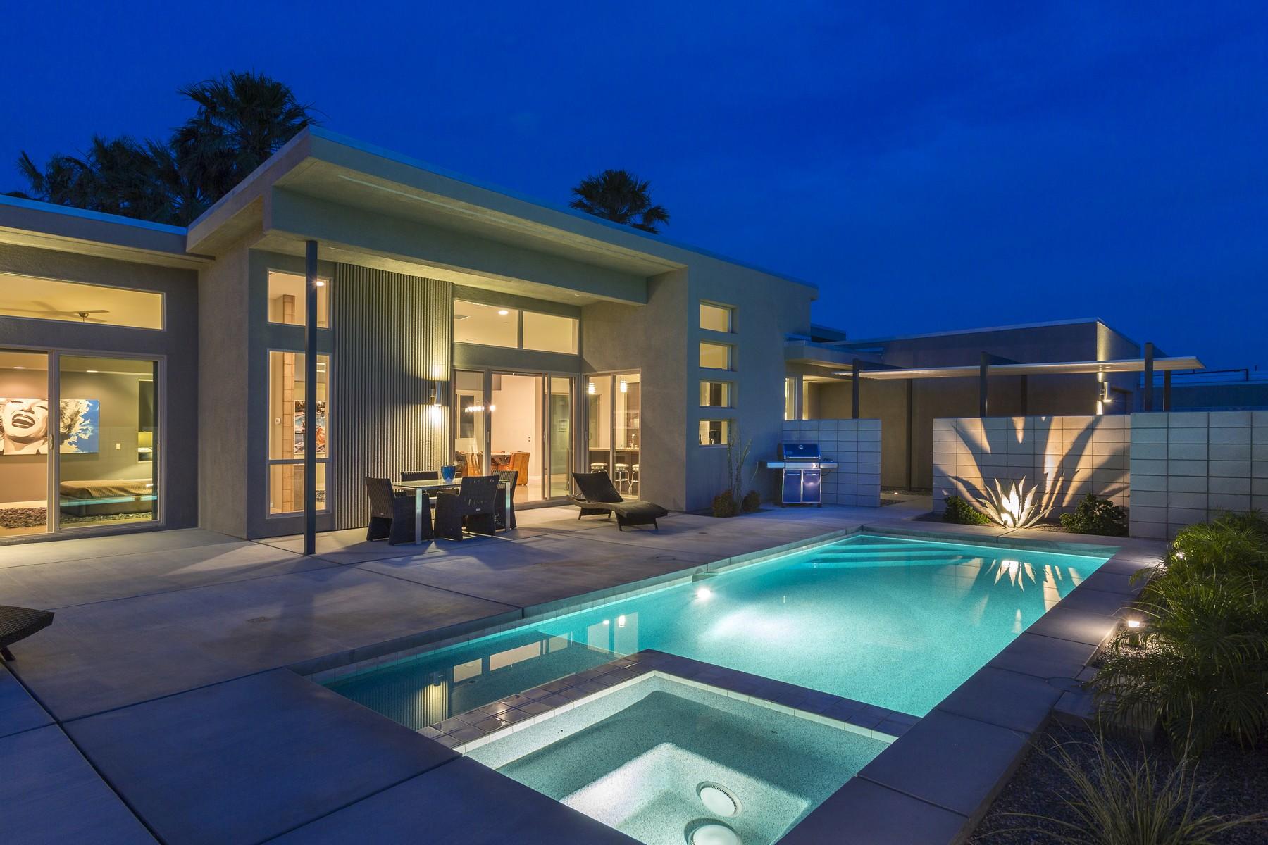 獨棟家庭住宅 為 出售 在 1157 Enamor Court Palm Springs, 加利福尼亞州 92262 美國