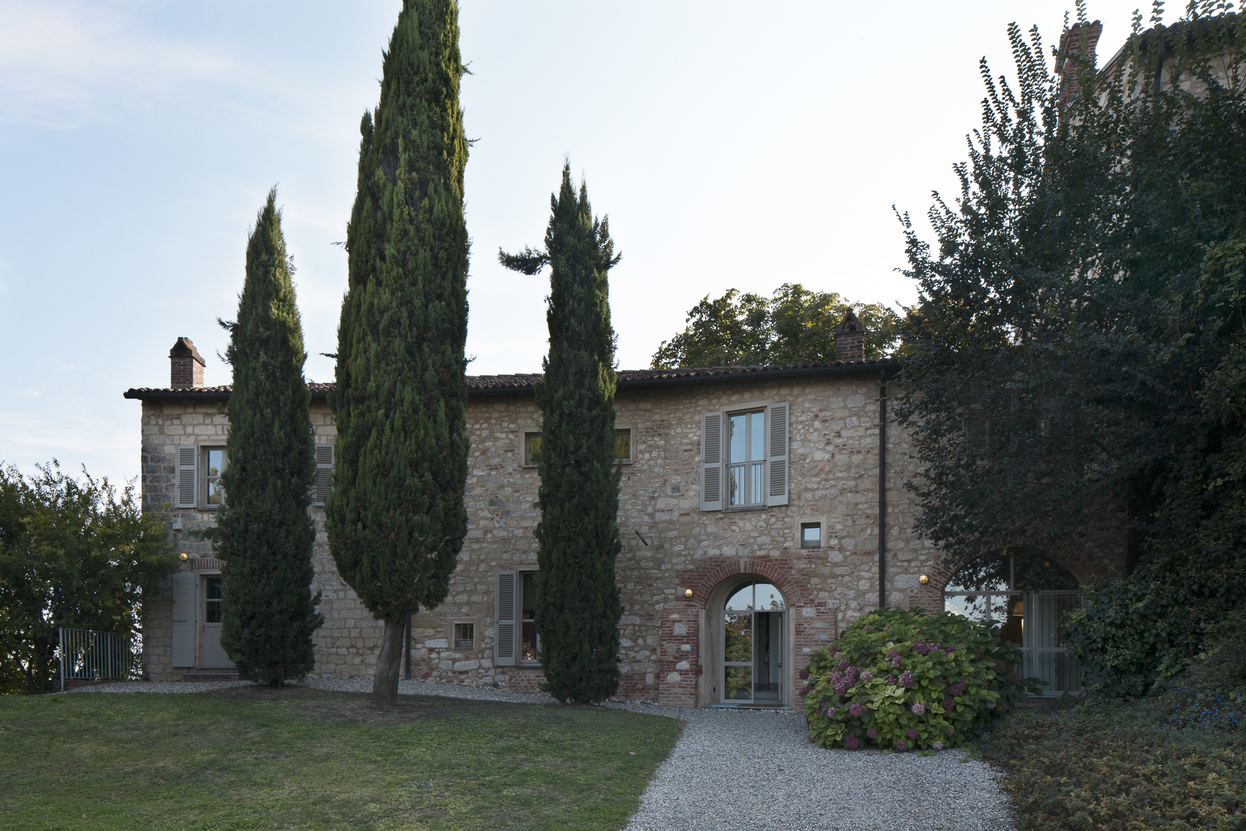 Maison unifamiliale pour l Vente à Refined villa in Monferrato with a swimming pool Cella Monte, Alessandria Italie