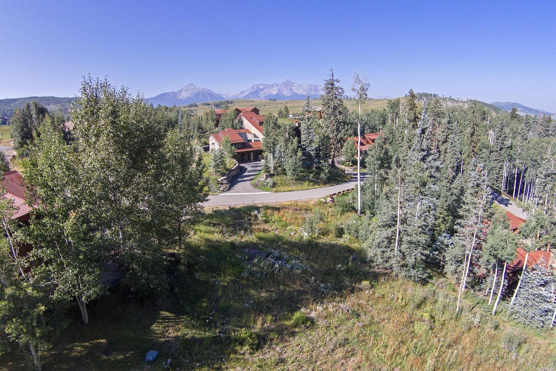 土地 为 销售 在 112 Adams Way 112 Adams Way Mountain Village Mountain Village, 特柳赖德, 科罗拉多州, 81435 美国